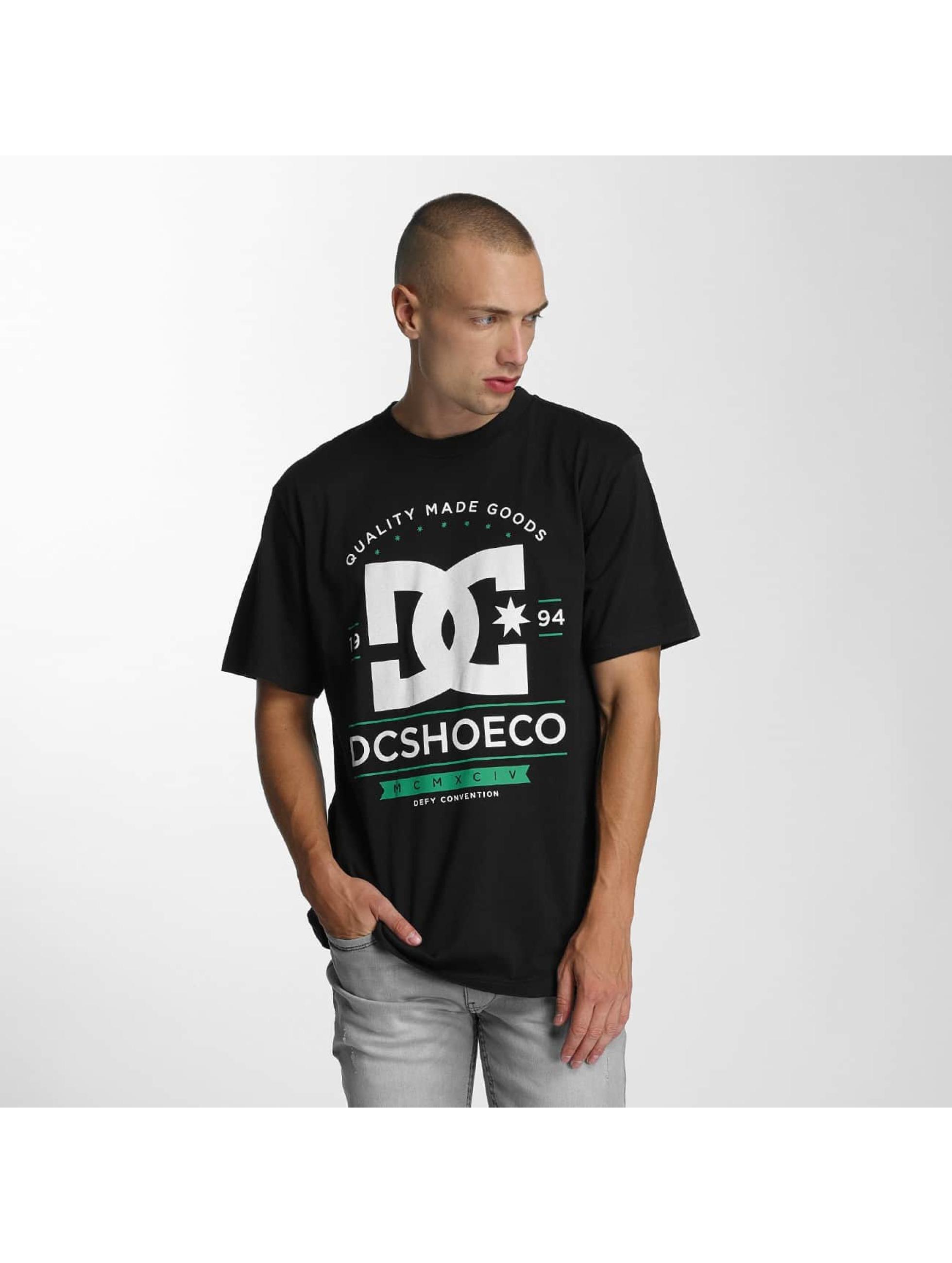 DC T-Shirty Glorious Past czarny