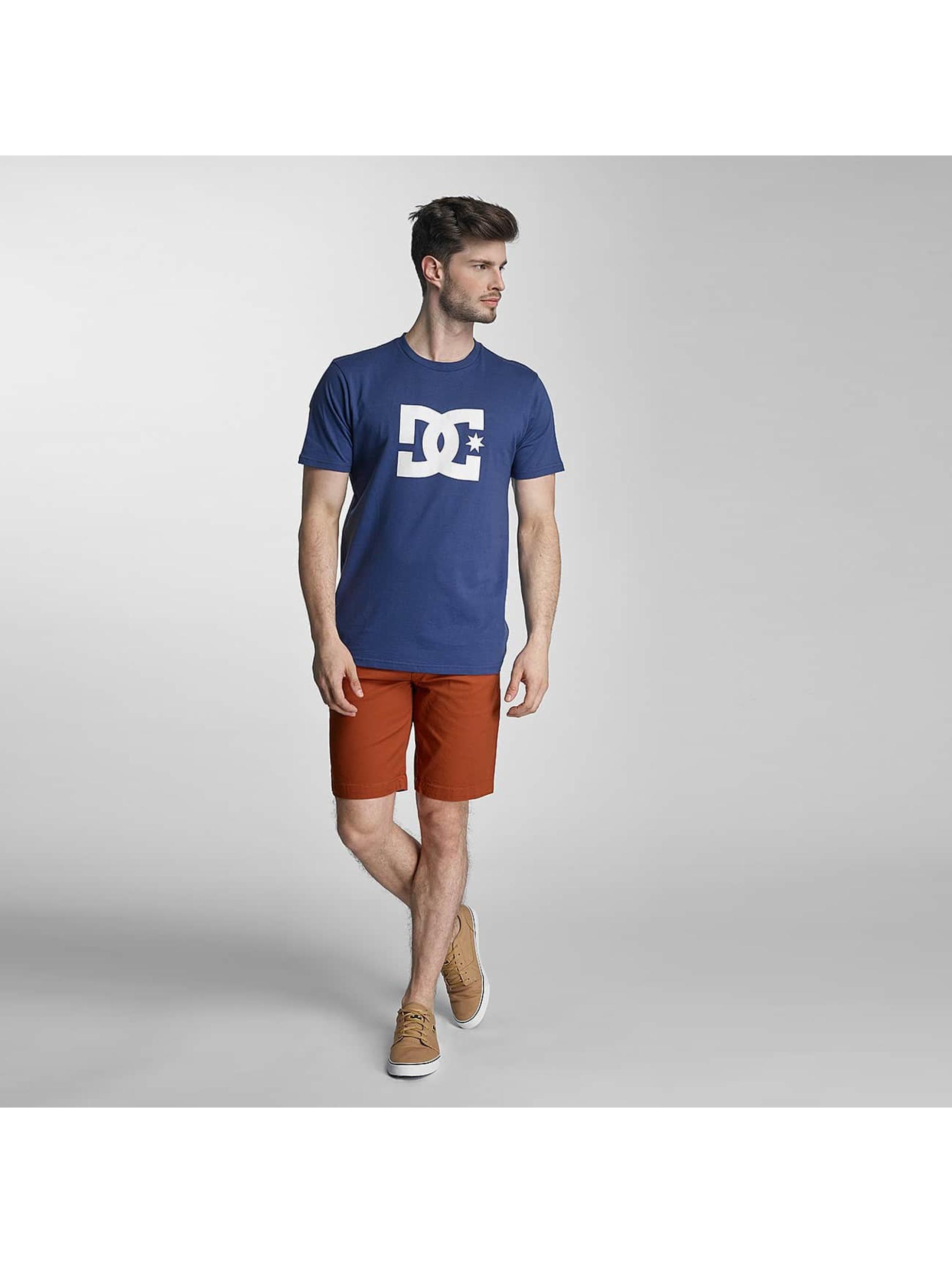 DC T-skjorter Star blå