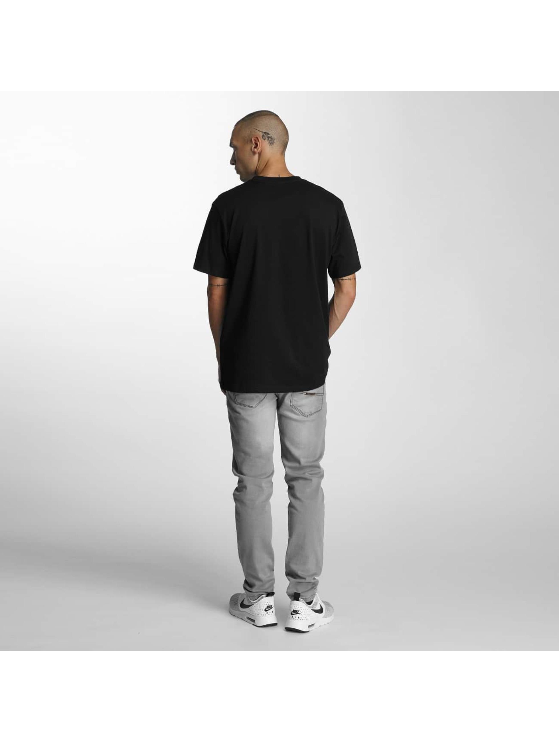 DC T-skjorter Glorious Past svart