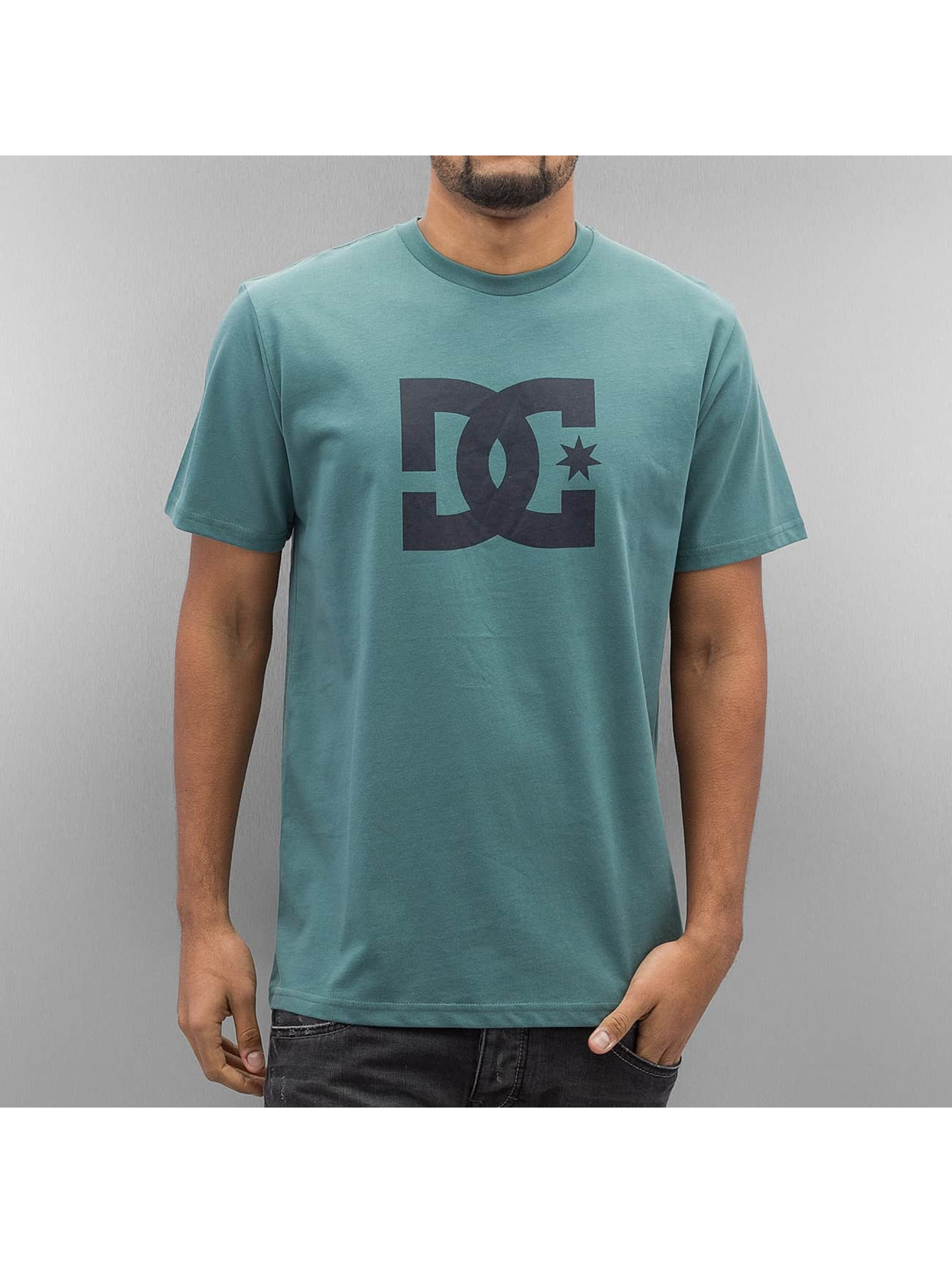 DC Tričká Star zelená