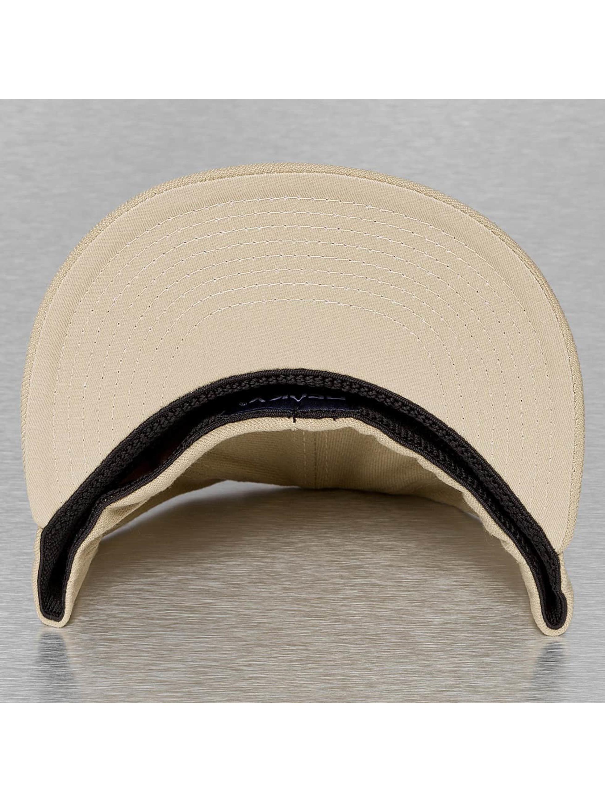 Decky USA Casquette Flex Fitted Flat Bill kaki