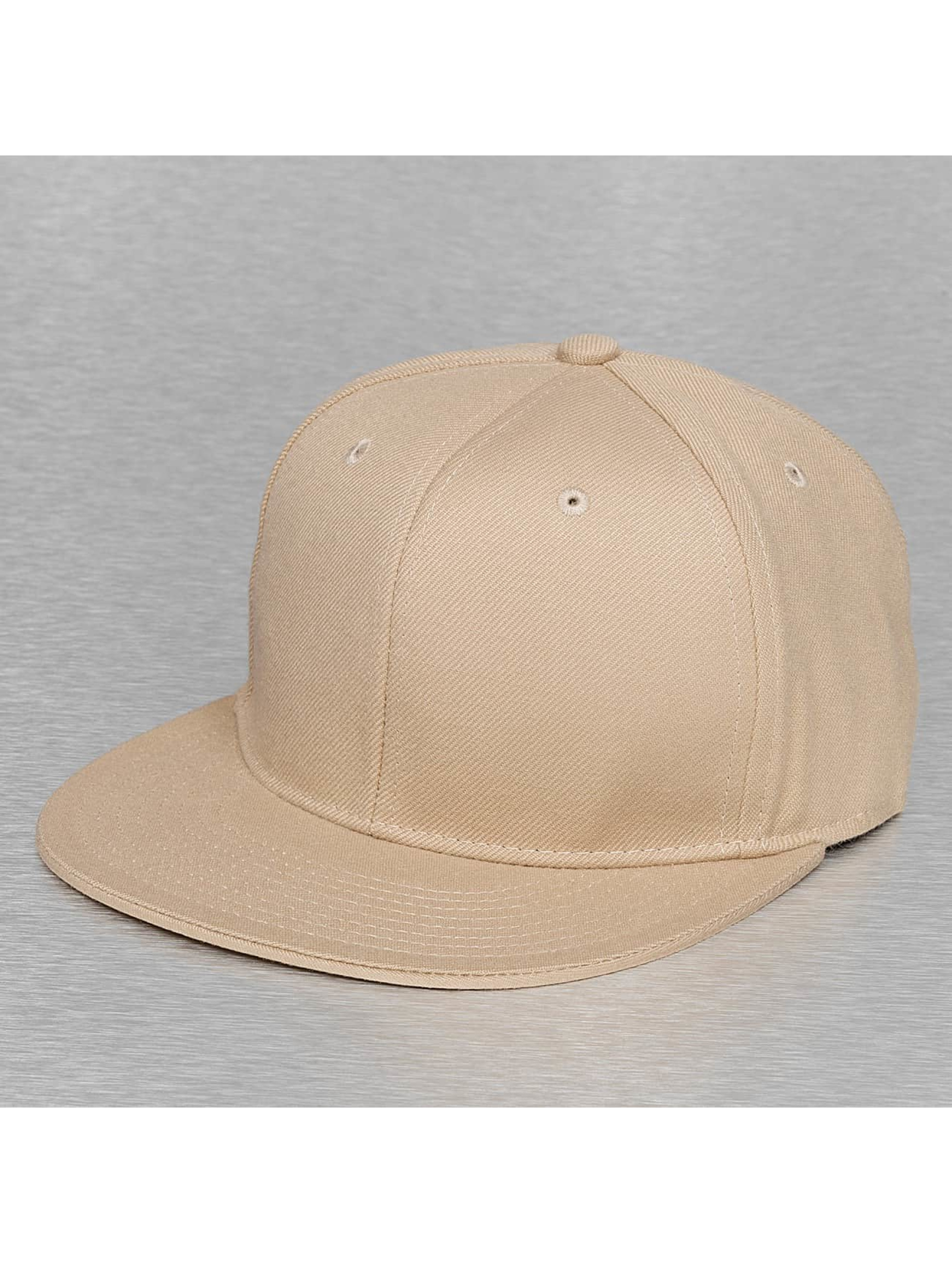 Decky USA Fitted Cap Flat Bill khaki