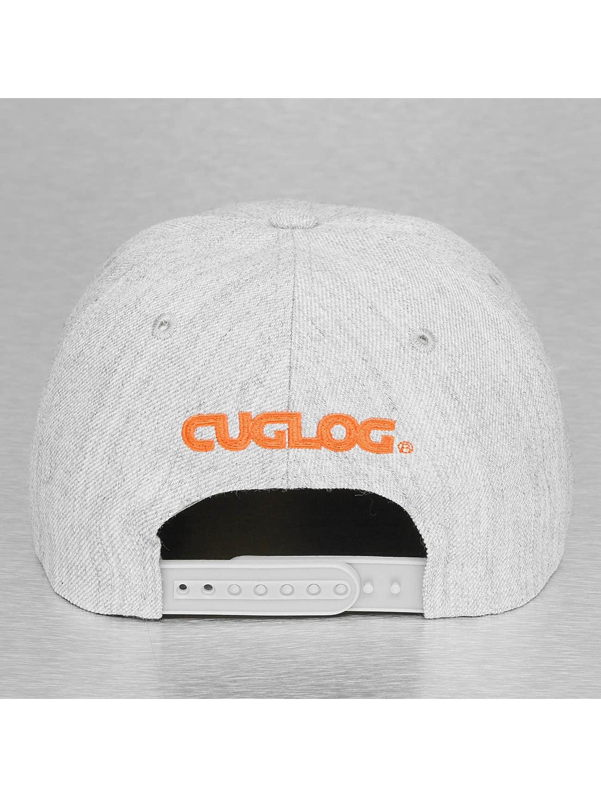 Decky USA Snapback Cap Cuglog grey
