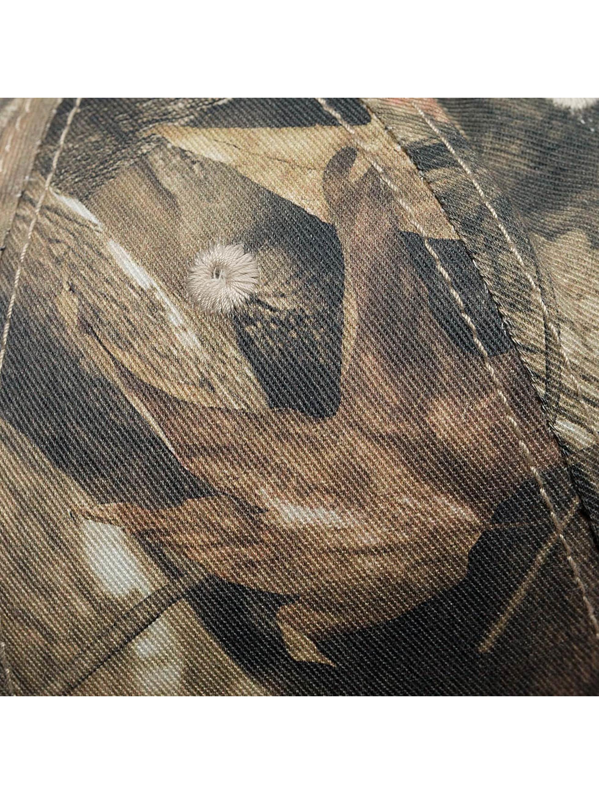 Decky USA Snapback Low Crow Structured Hybricam maskáèová