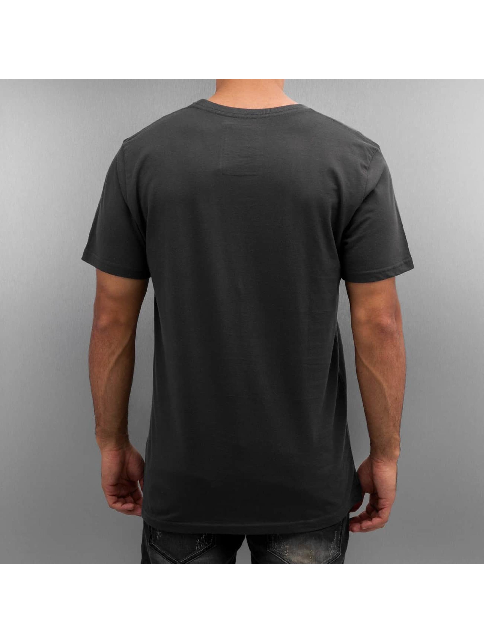 DEDICATED T-Shirt Atinum Wish You Were Here gray