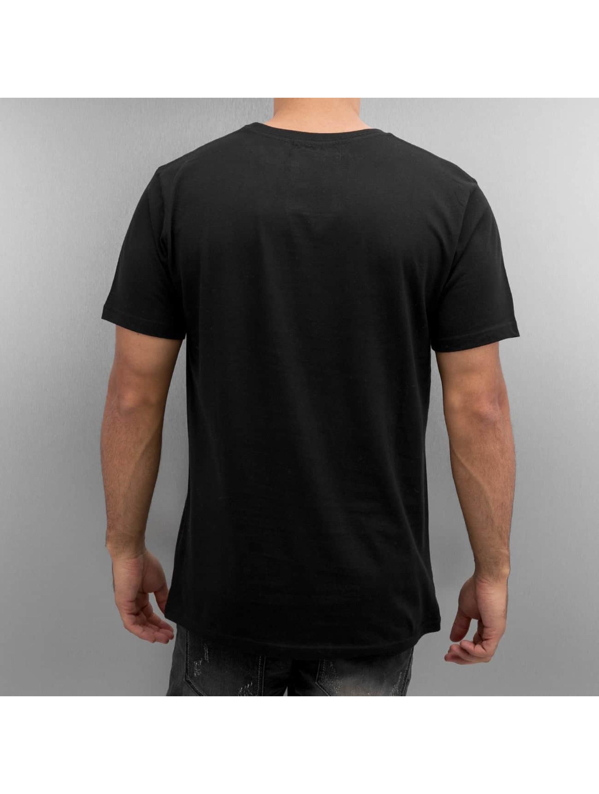 DEDICATED T-Shirt Stockholm Mountain Script noir
