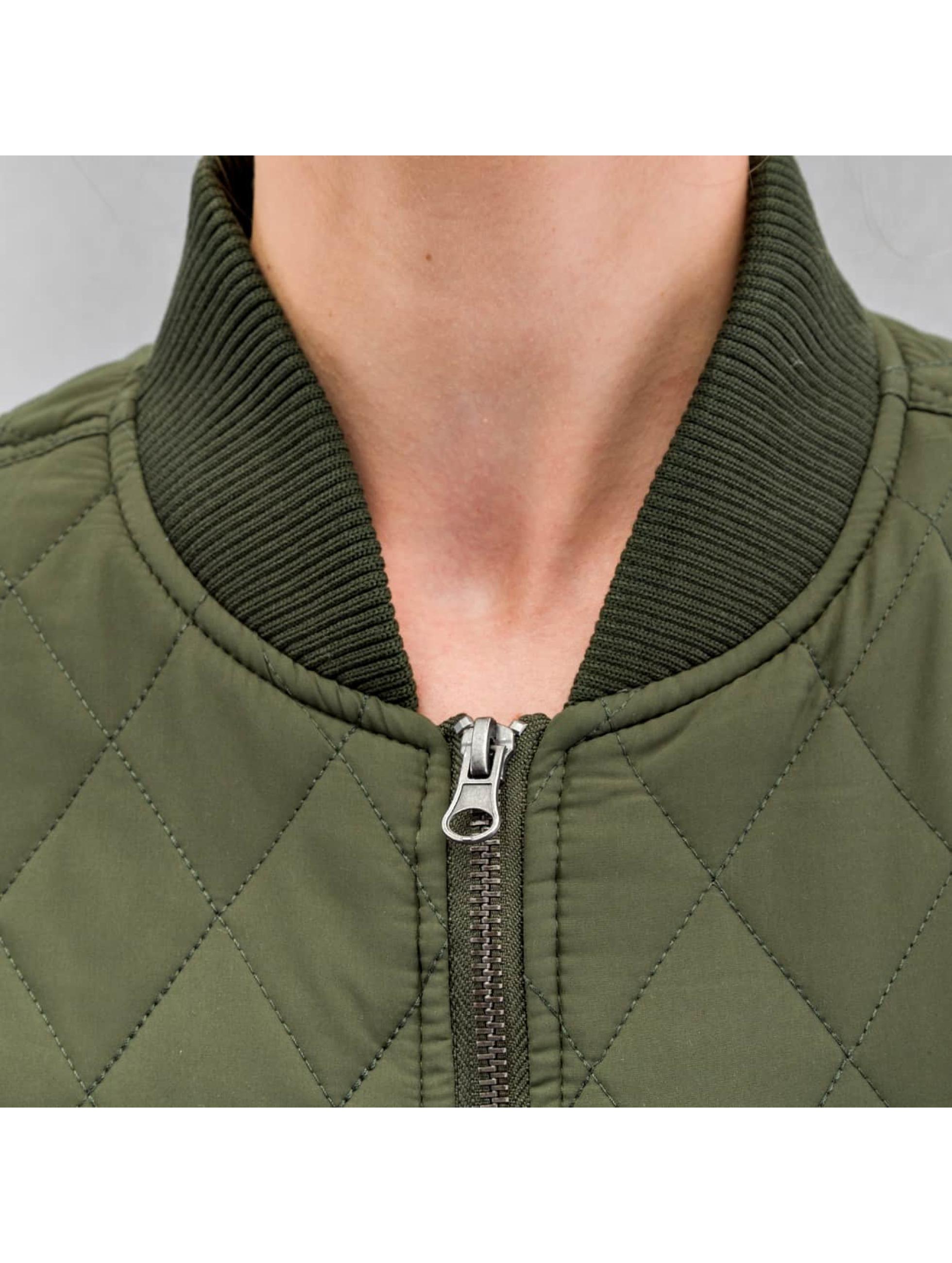 DEF Демисезонная куртка Grace оливковый