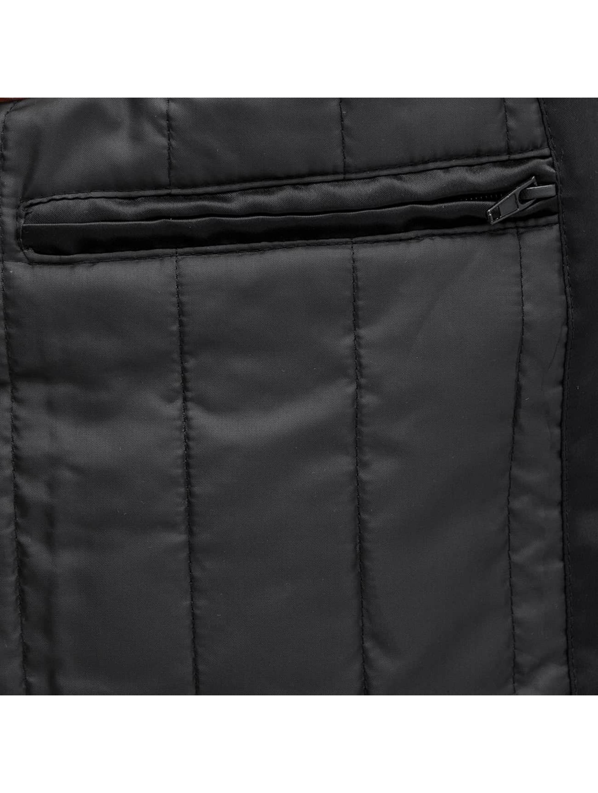 DEF Куртка-бомбардир Leilani черный