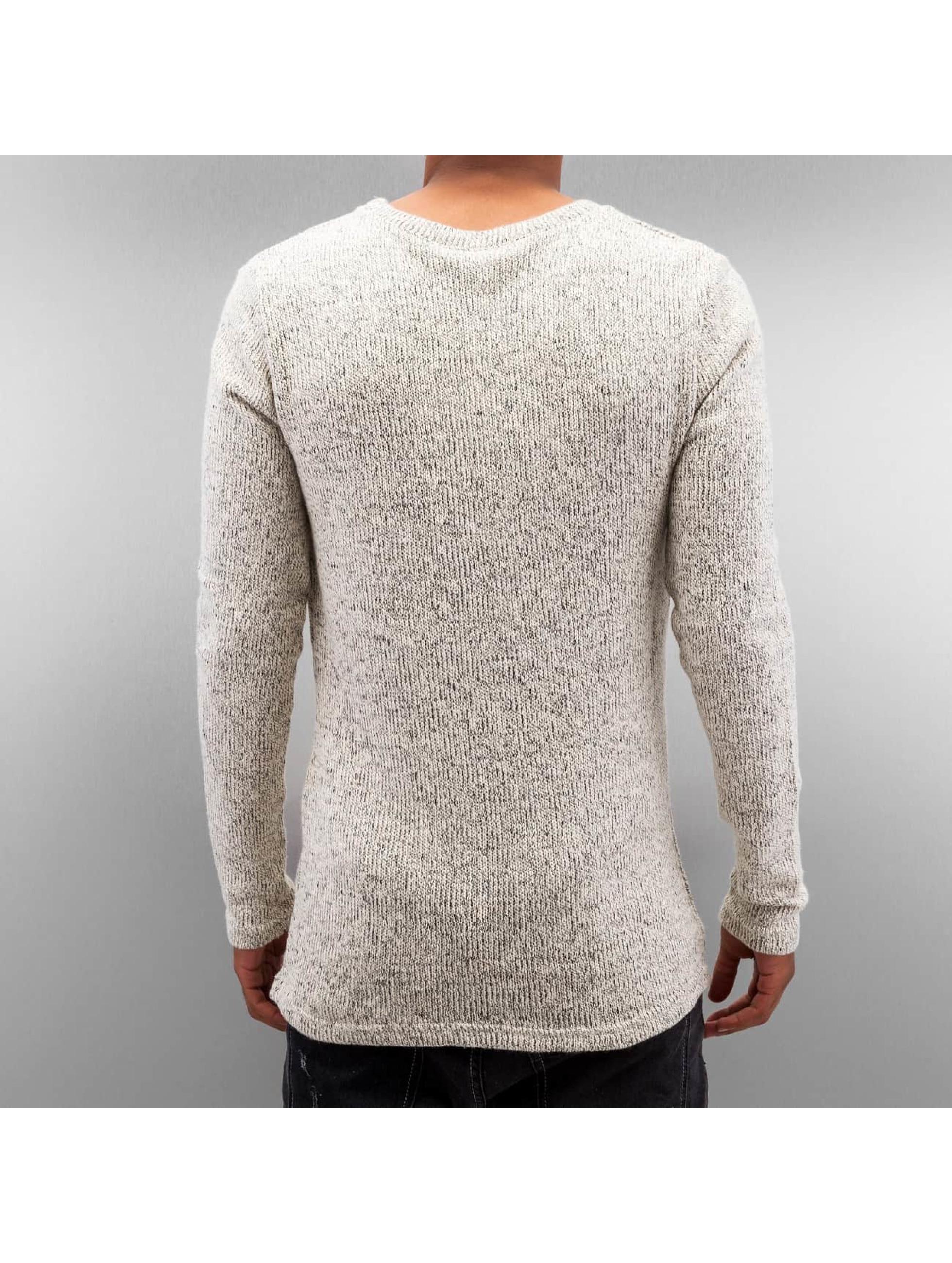 DEF Пуловер Knit серый