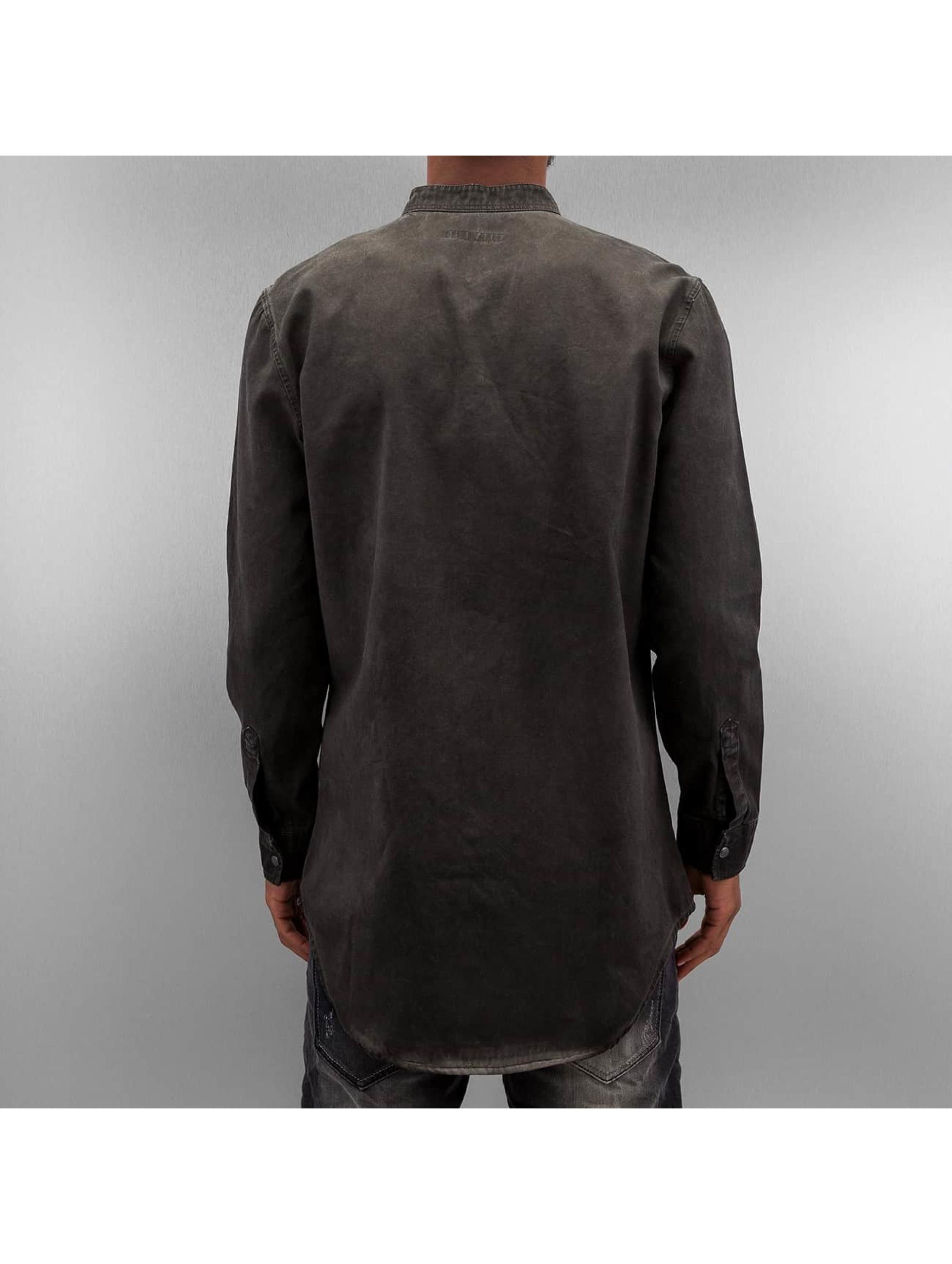 DEF Рубашка Clewin серый