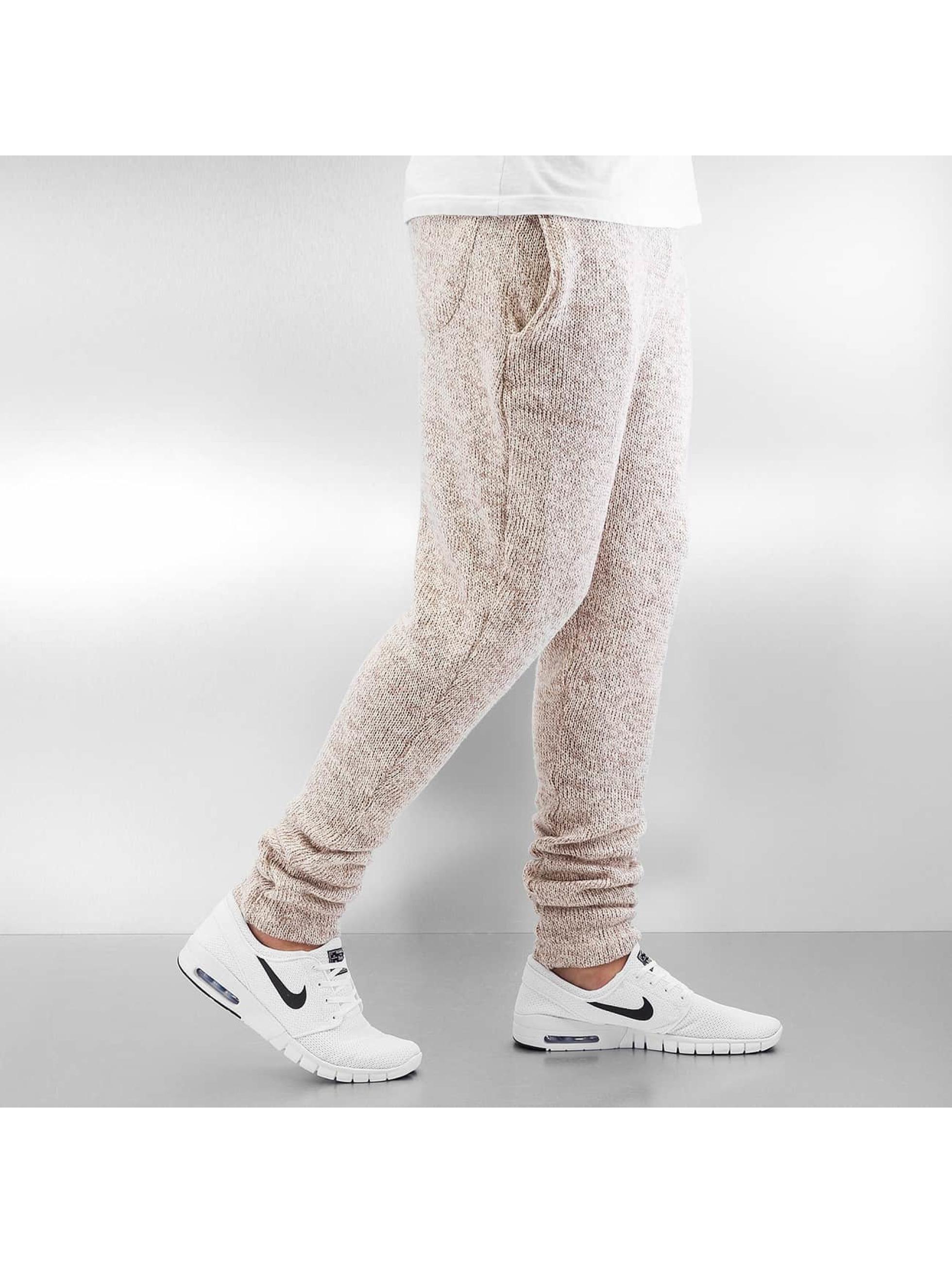 DEF Спортивные брюки Hugo коричневый