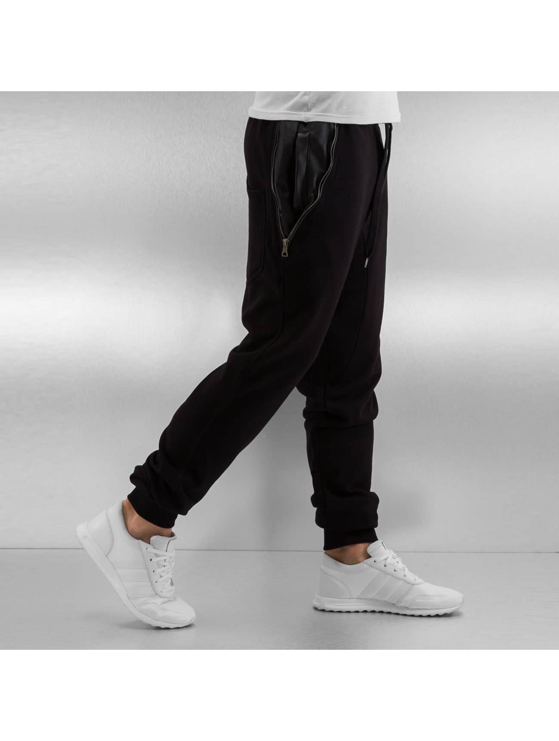 DEF Спортивные брюки Kawikani черный