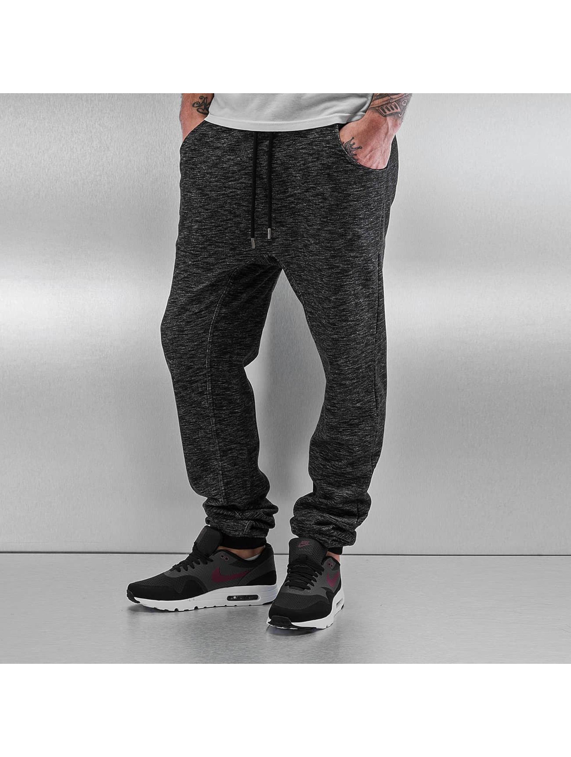 DEF Спортивные брюки Kaleo черный