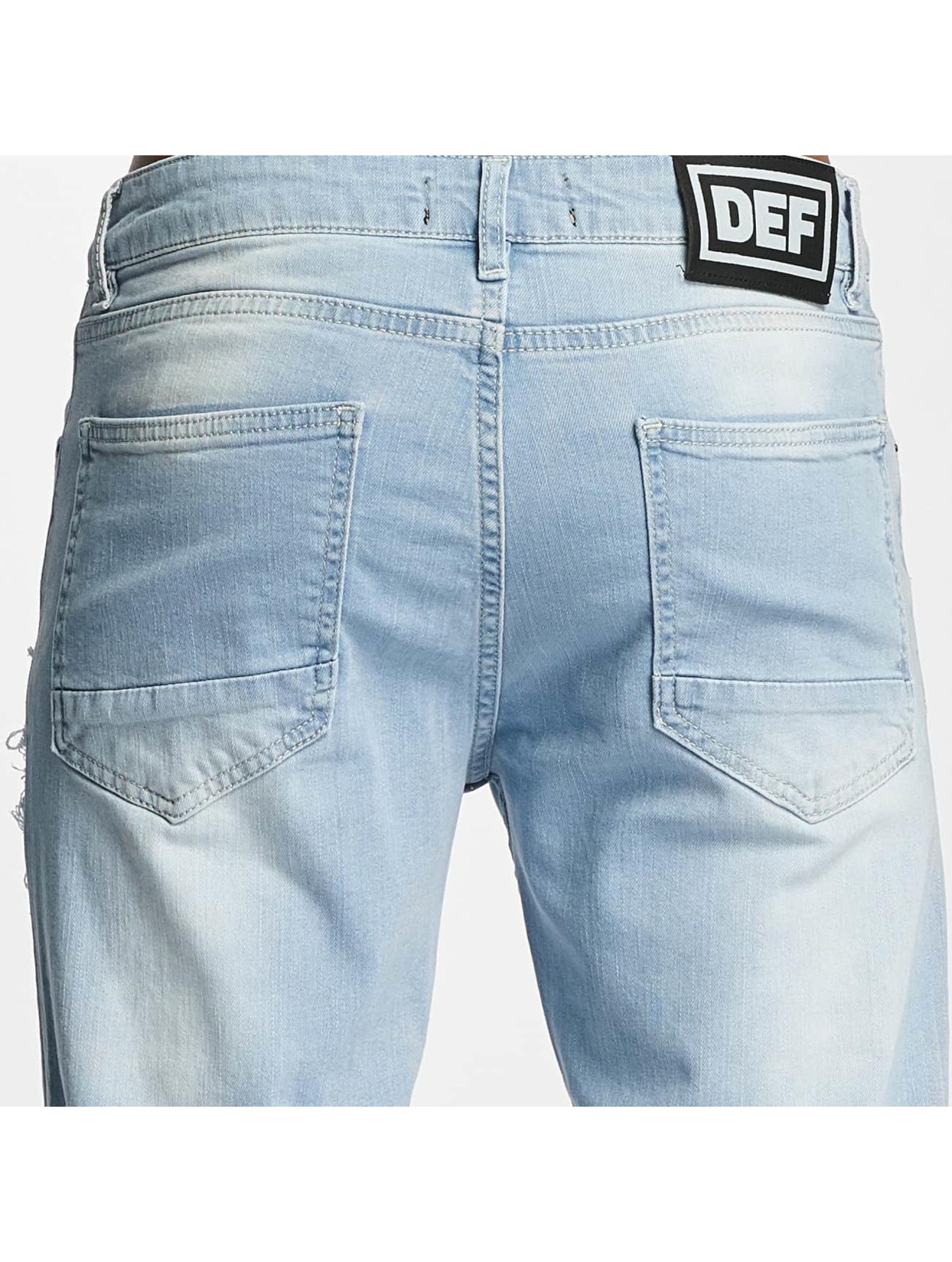 DEF Antifit Used niebieski