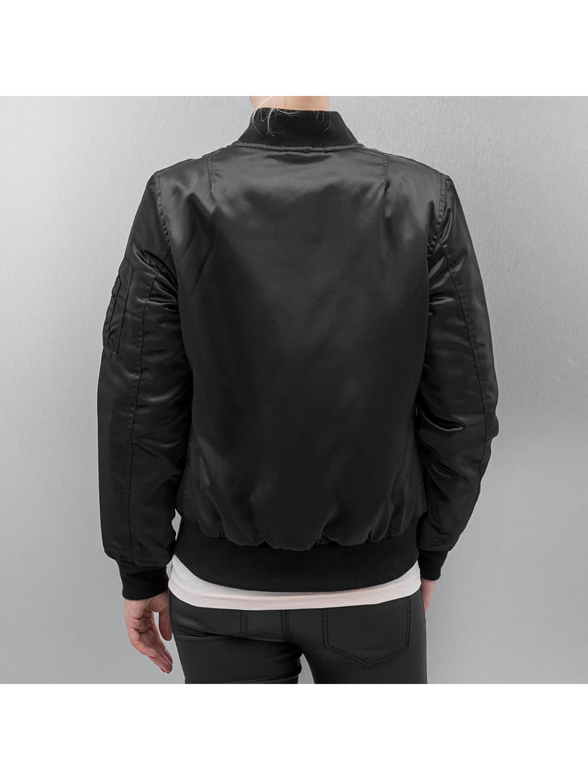 DEF Bomber jacket Leilani black
