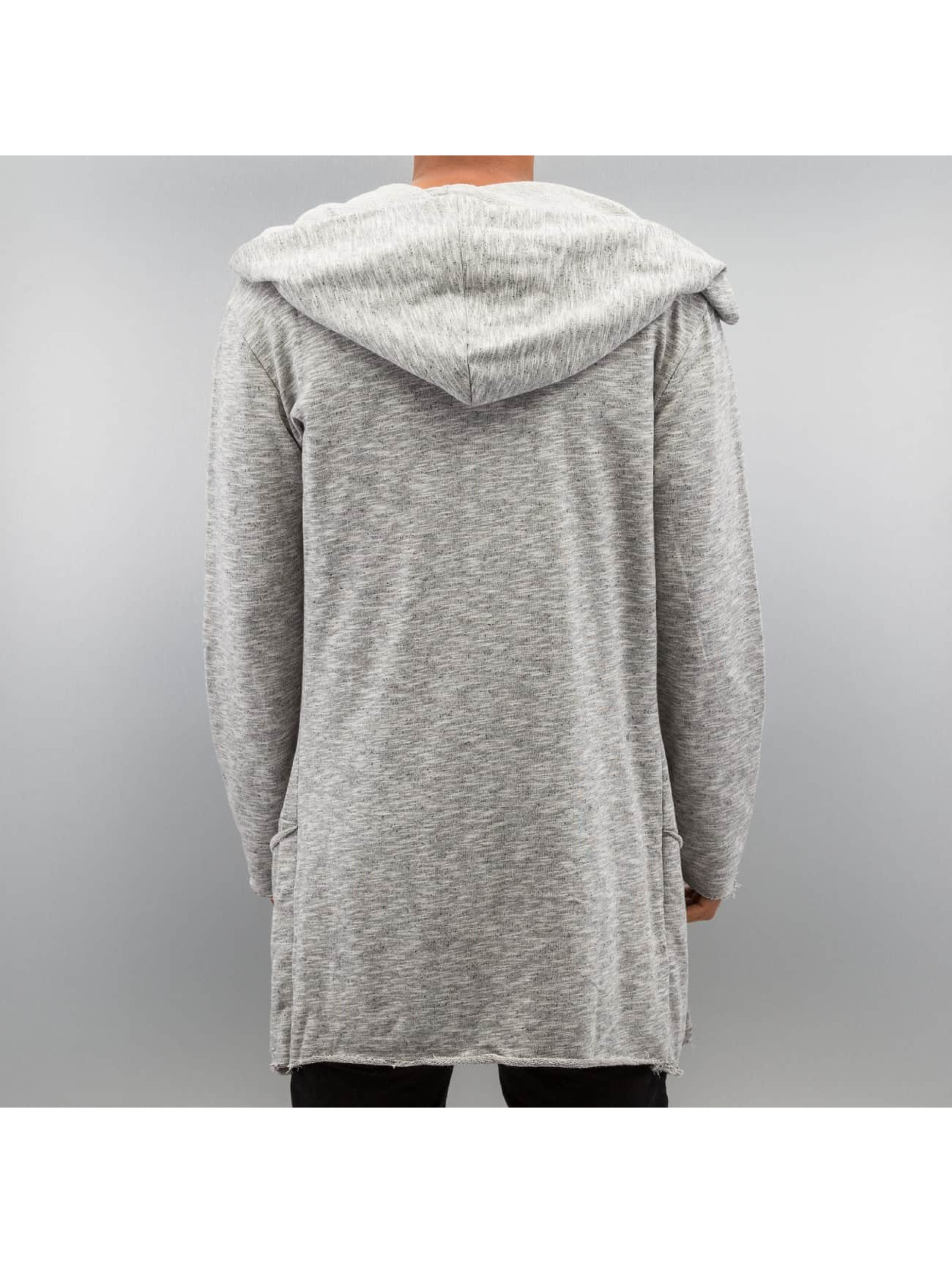 DEF Cardigan Long grey
