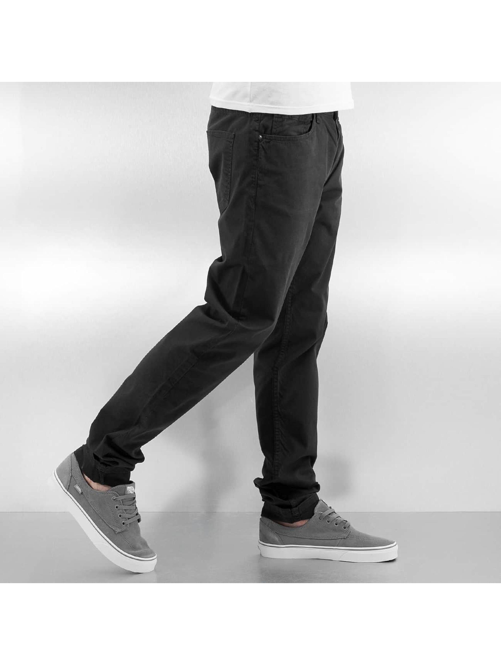 DEF Cargo Nohavice Basic Pants šedá