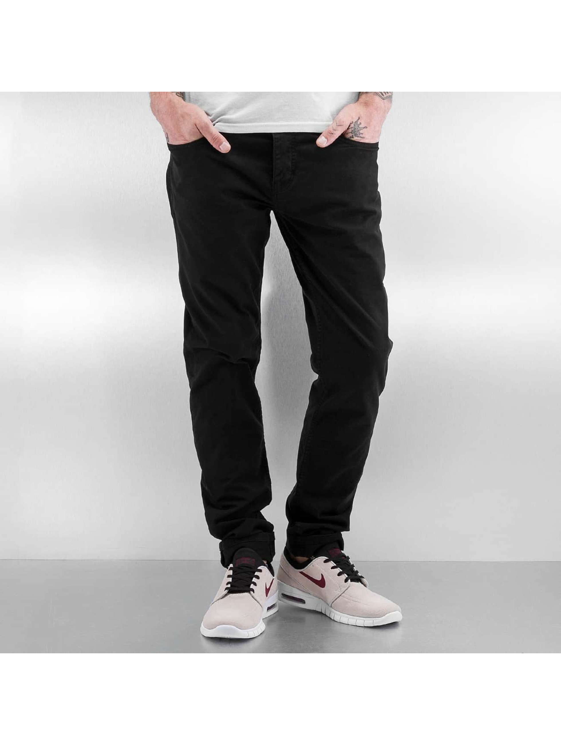 DEF Chino Basic black
