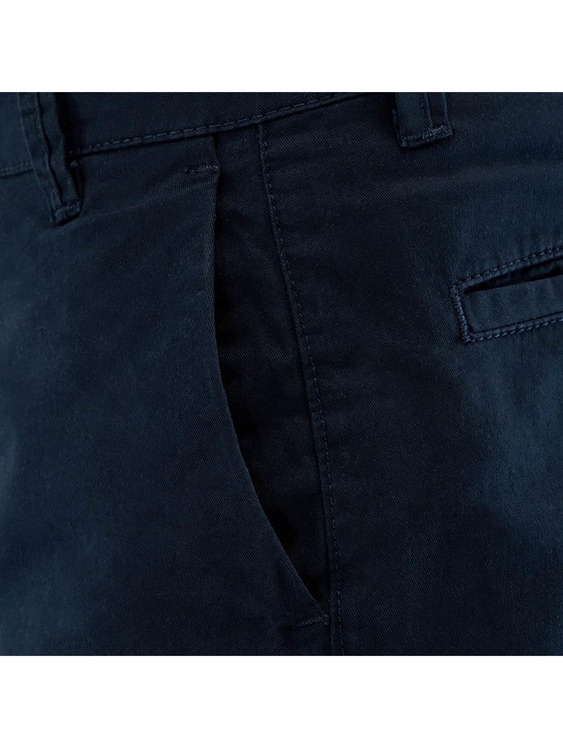 DEF Chino Antifit blauw