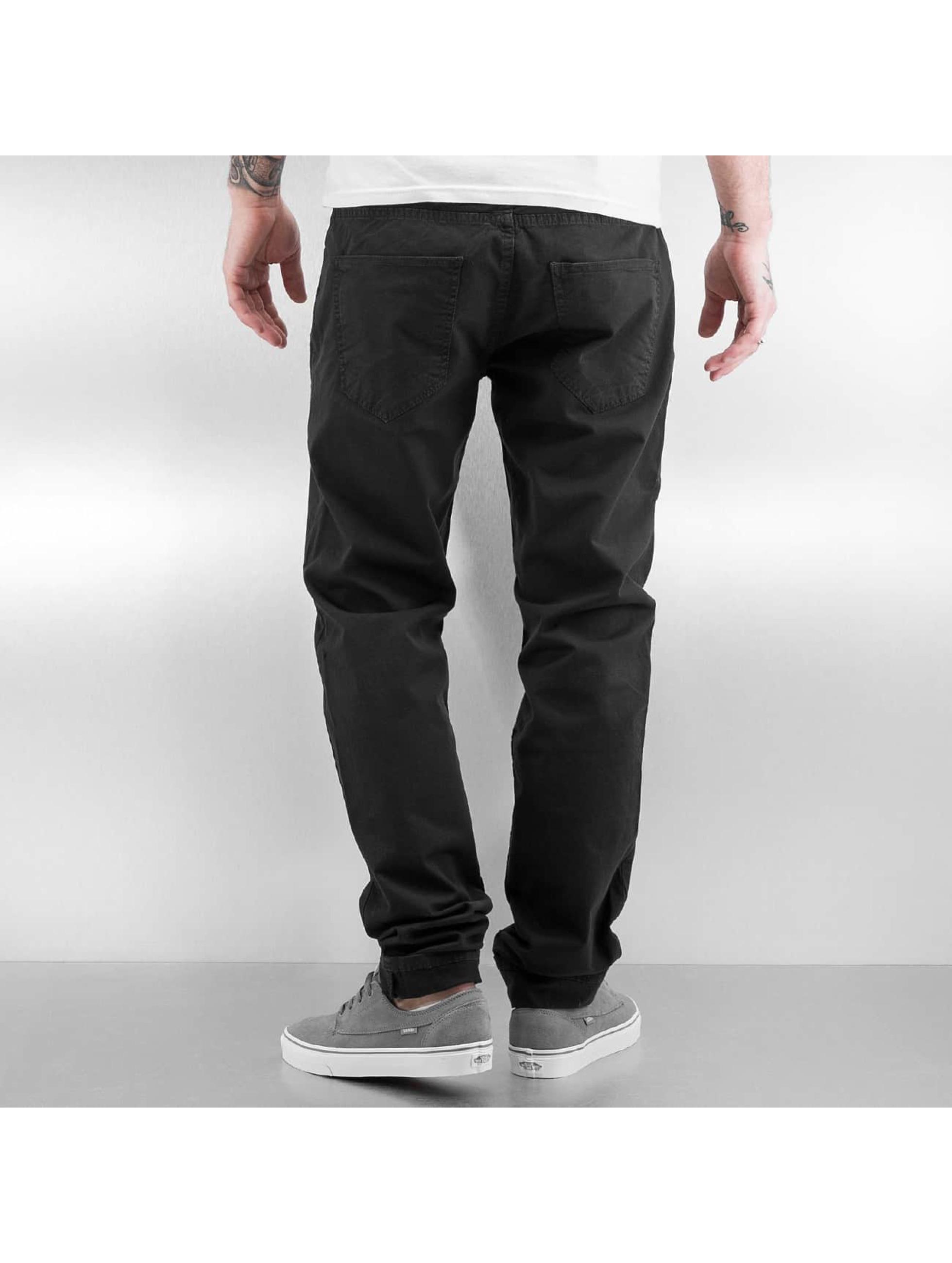 DEF Chino Basic Pants grau