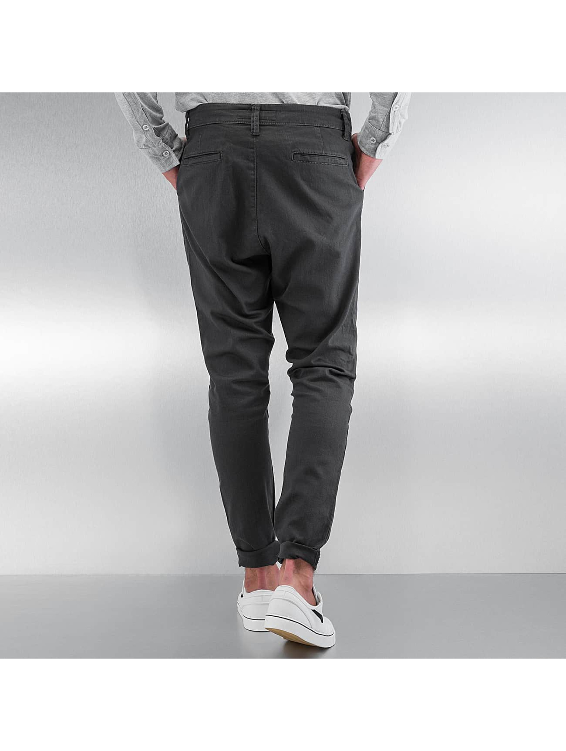 DEF Chino pants Antifit gray