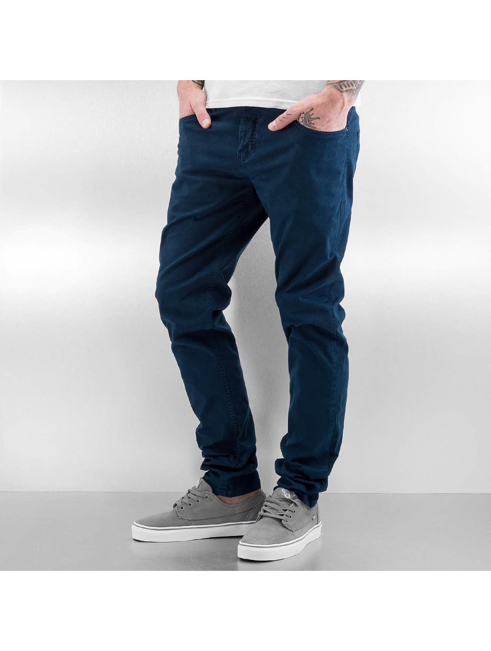 DEF Chino pants Basic indigo