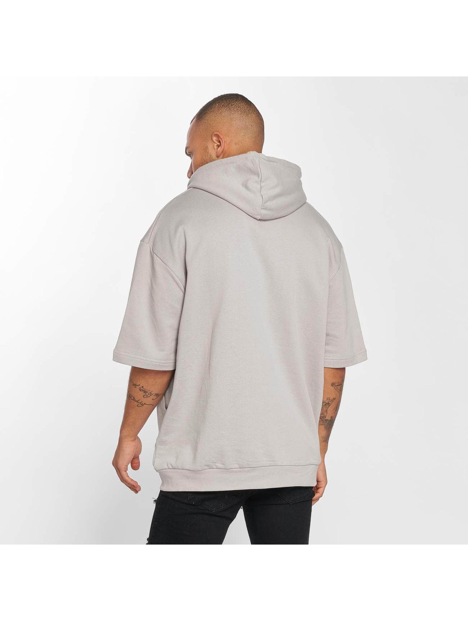DEF Hoodies Mojo Oversize grå