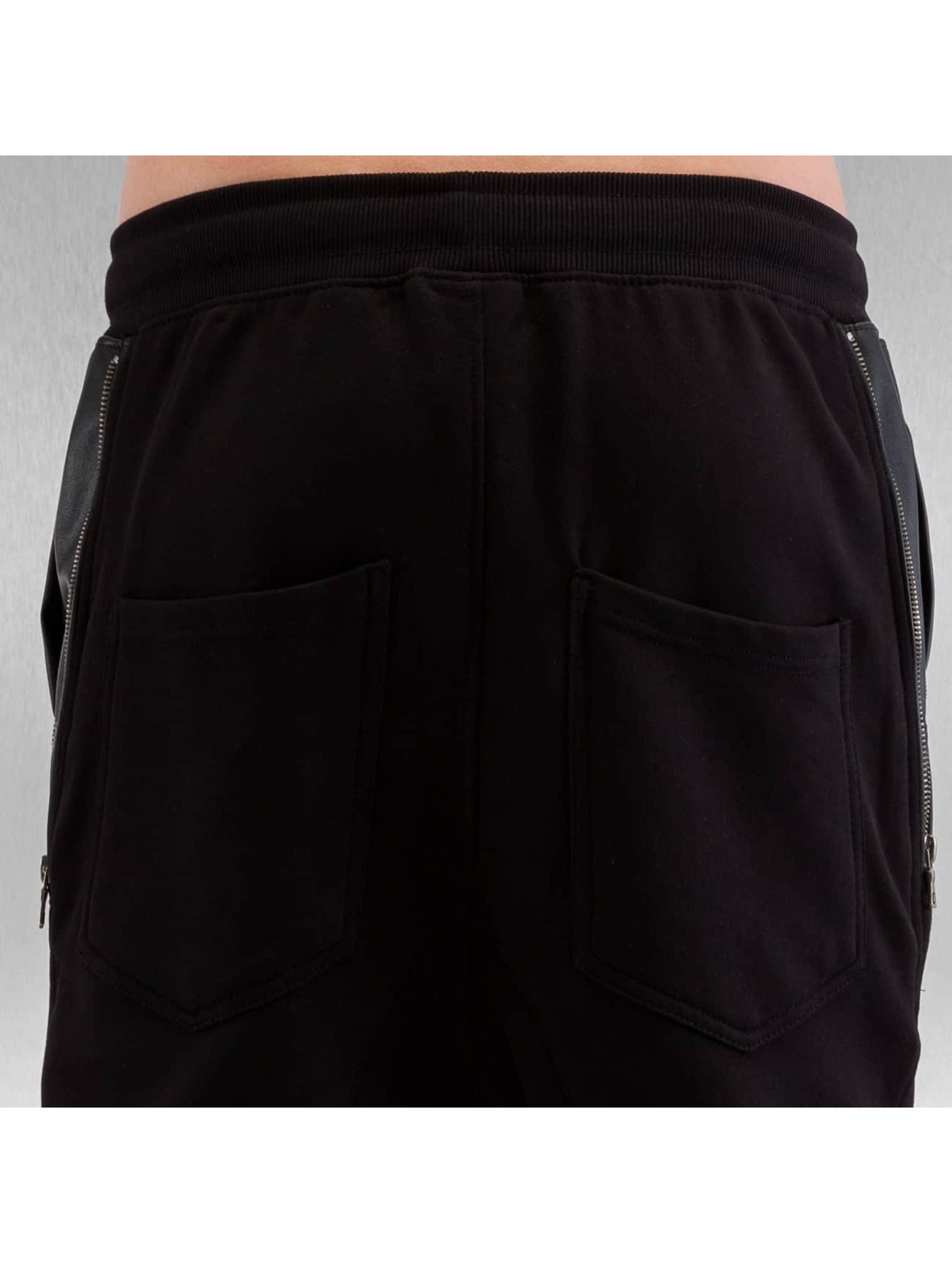 DEF joggingbroek Kawikani zwart