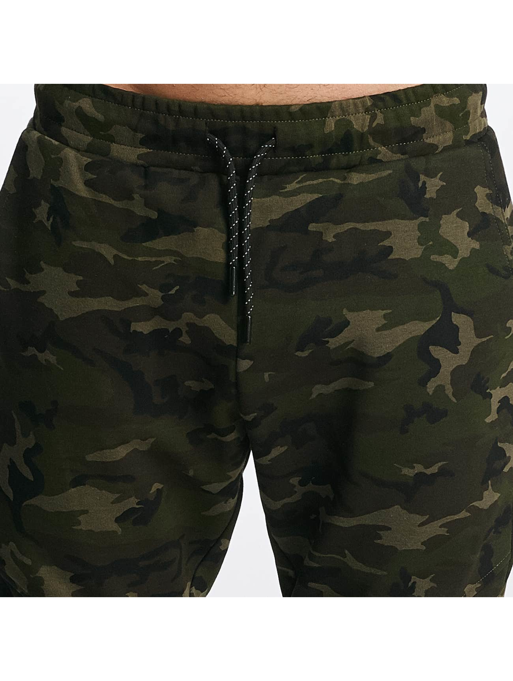 DEF Jogginghose Biker camouflage