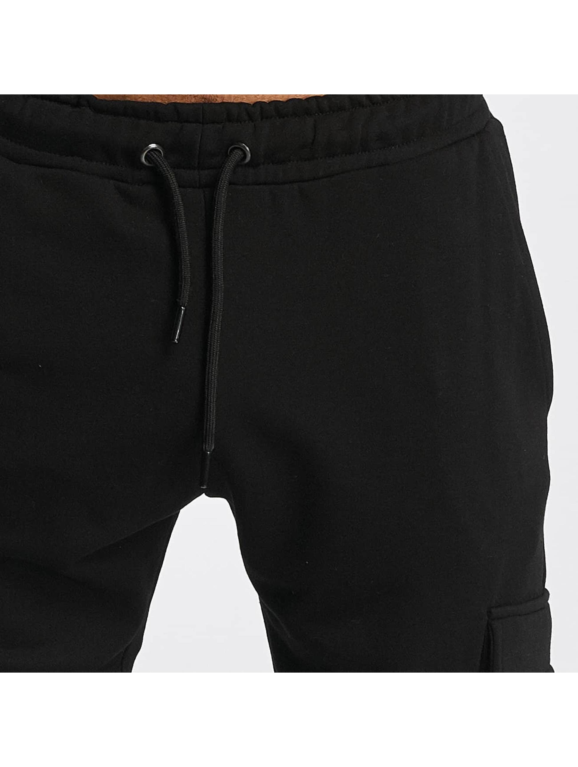 DEF Jogginghose Frame schwarz