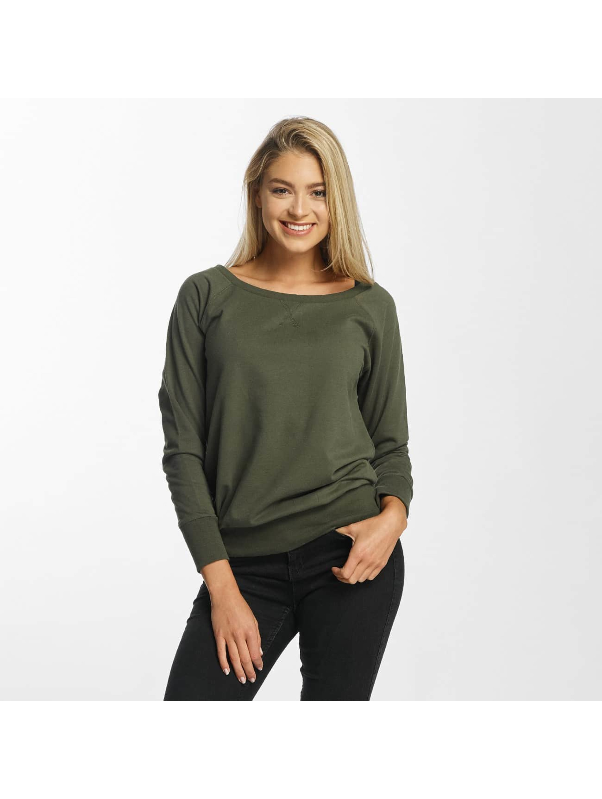 DEF Jumper Poppy olive