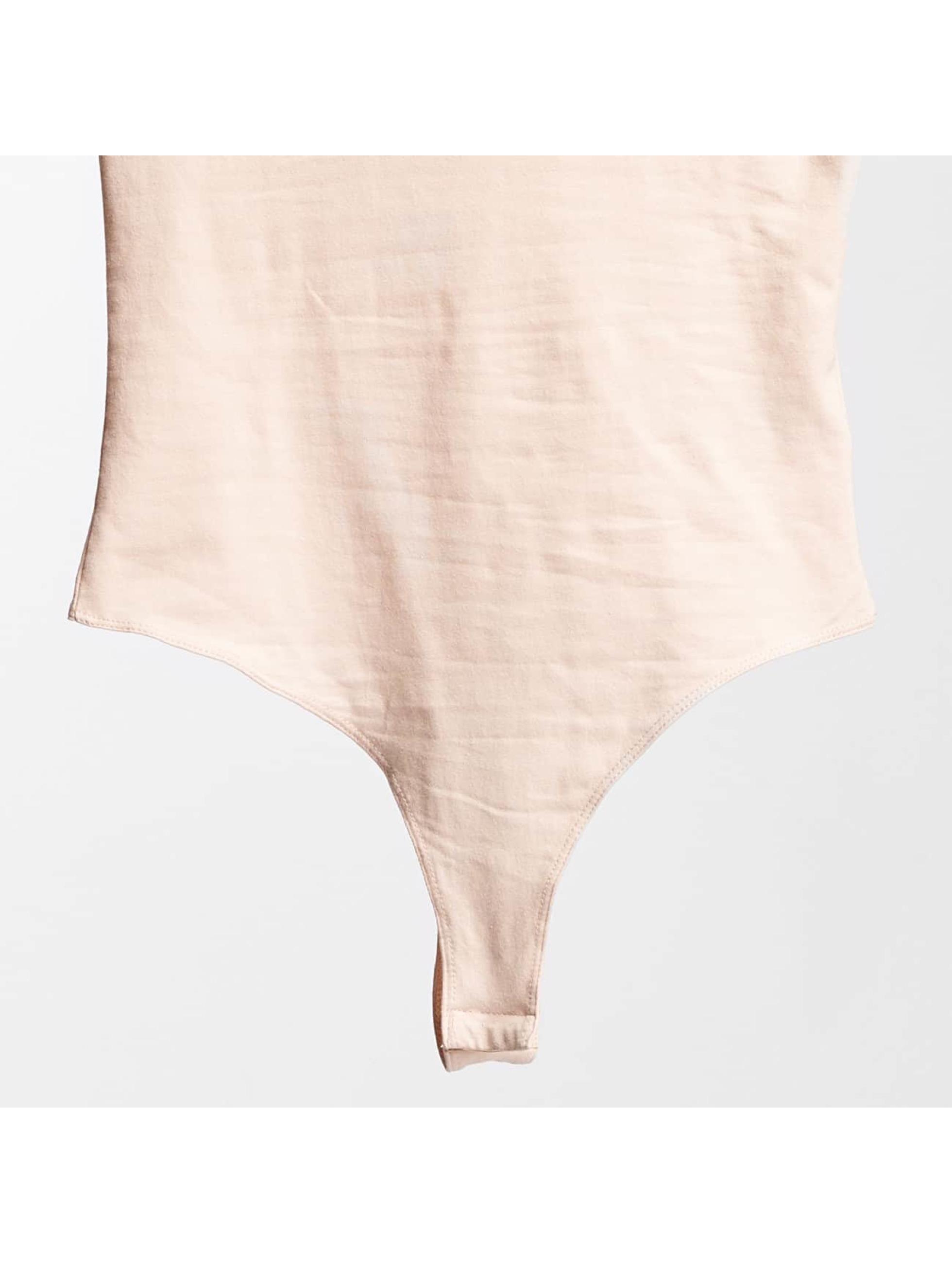 DEF Jumpsuit Long Sleeve rosa