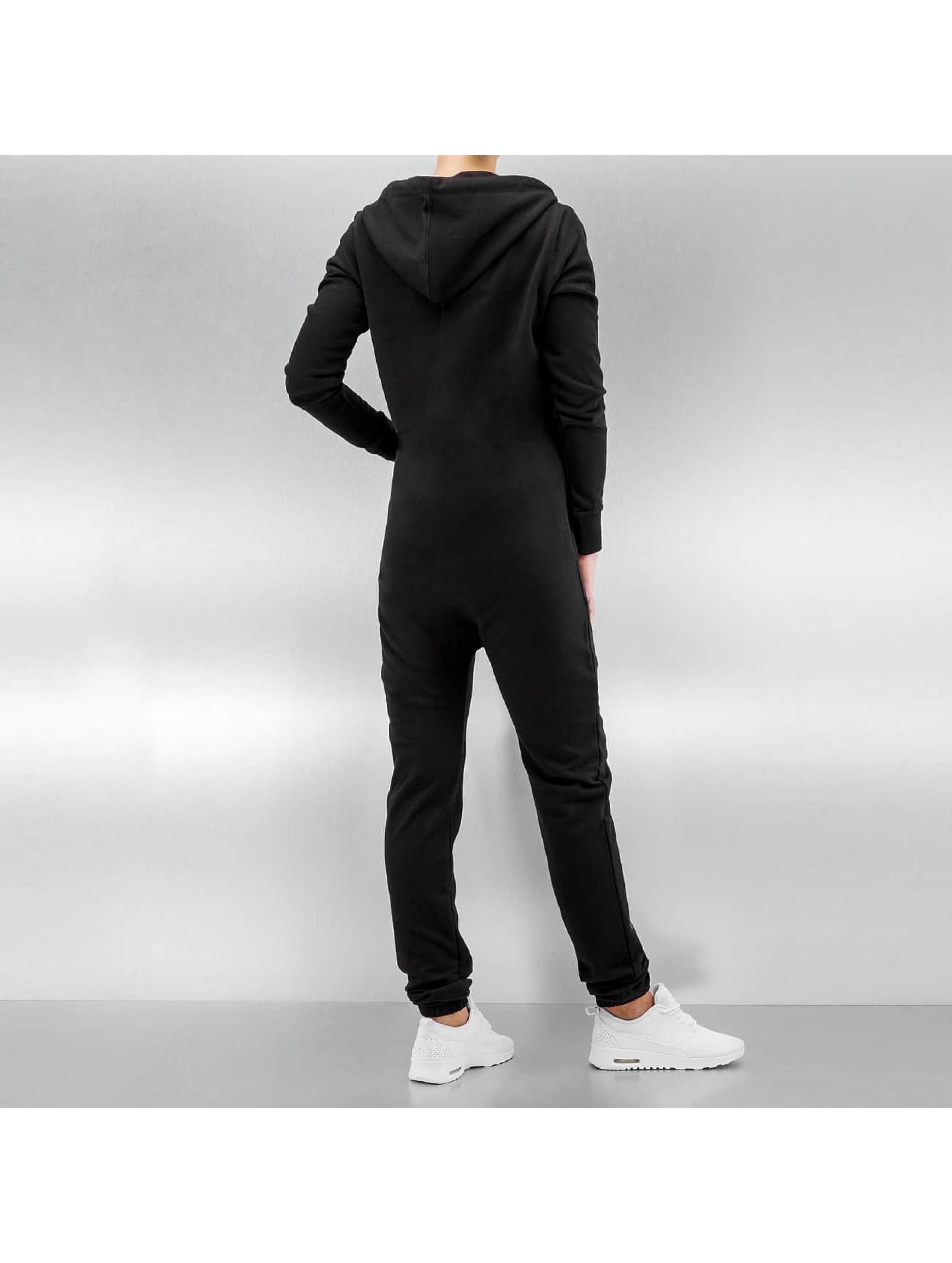 DEF Jumpsuits Basic czarny