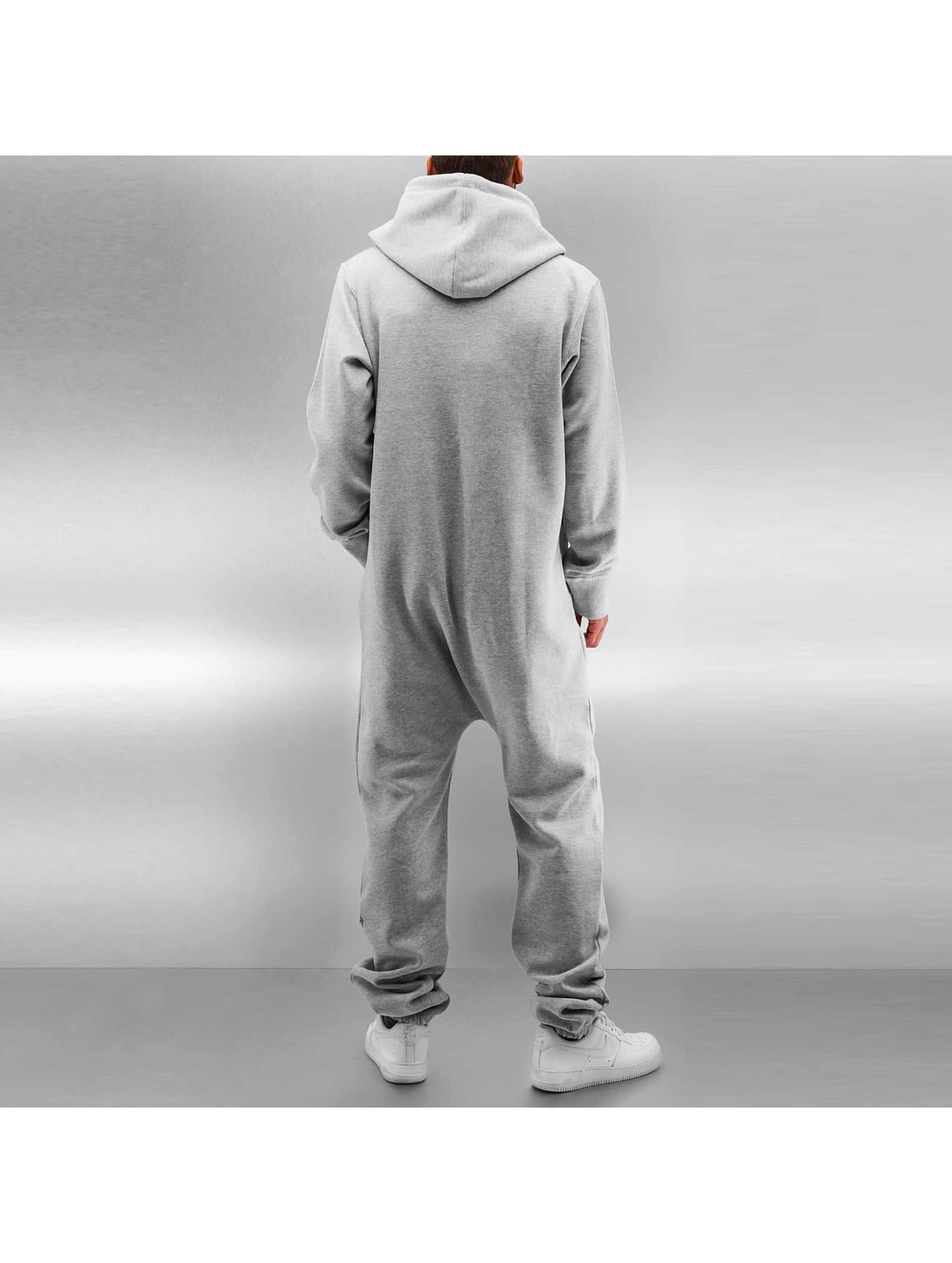 DEF Jumpsuits Pow grå