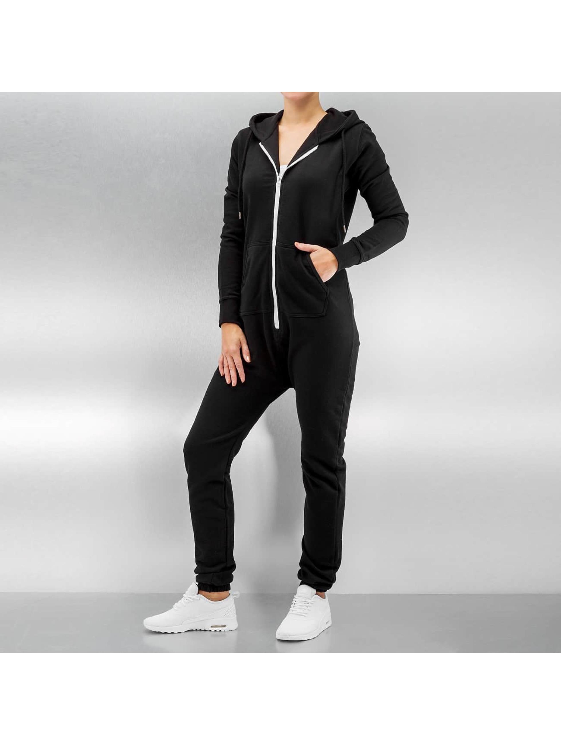 DEF Jumpsuits Basic svart