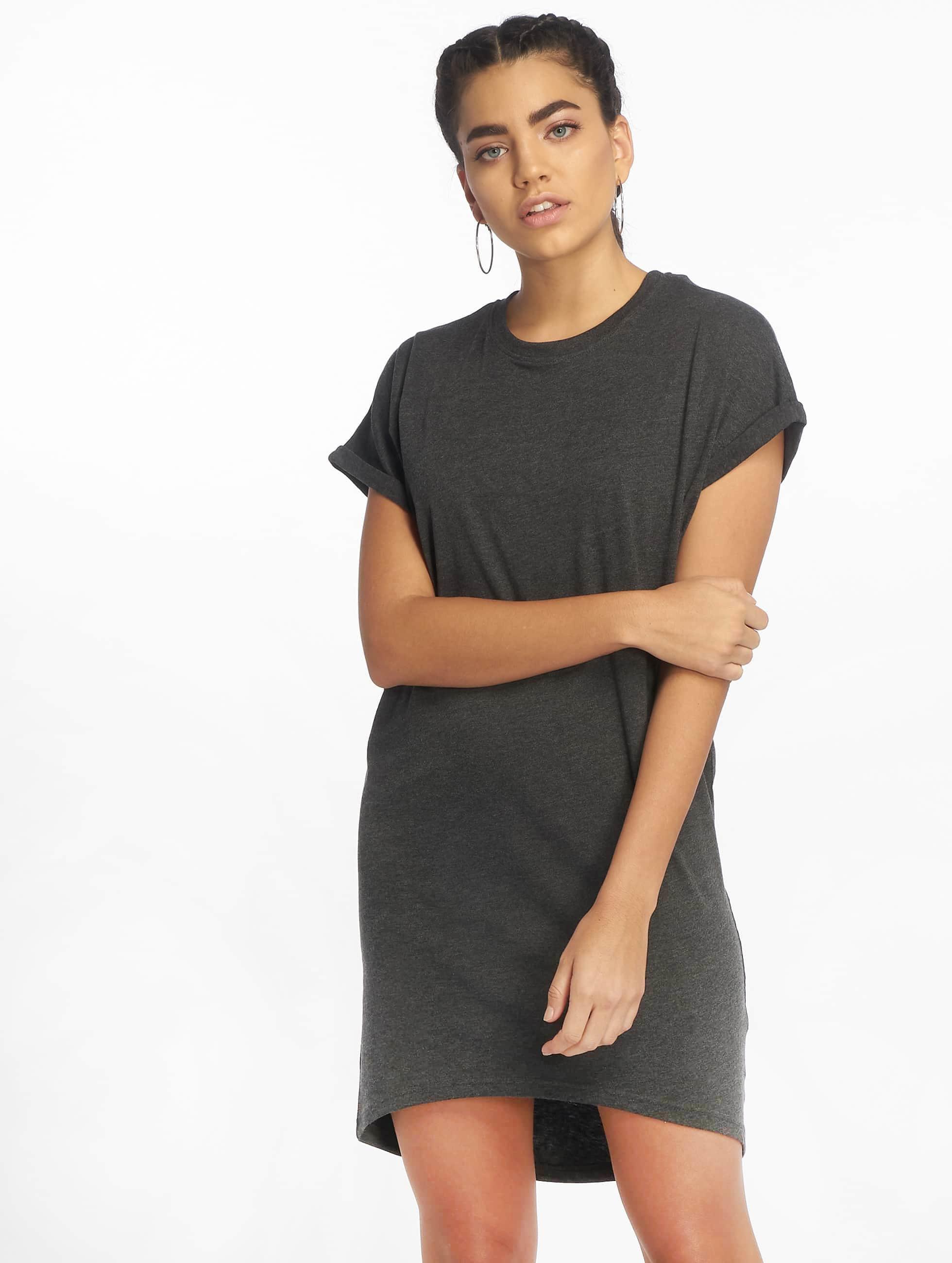 Def Damen Kleid Agung In Grau 594548