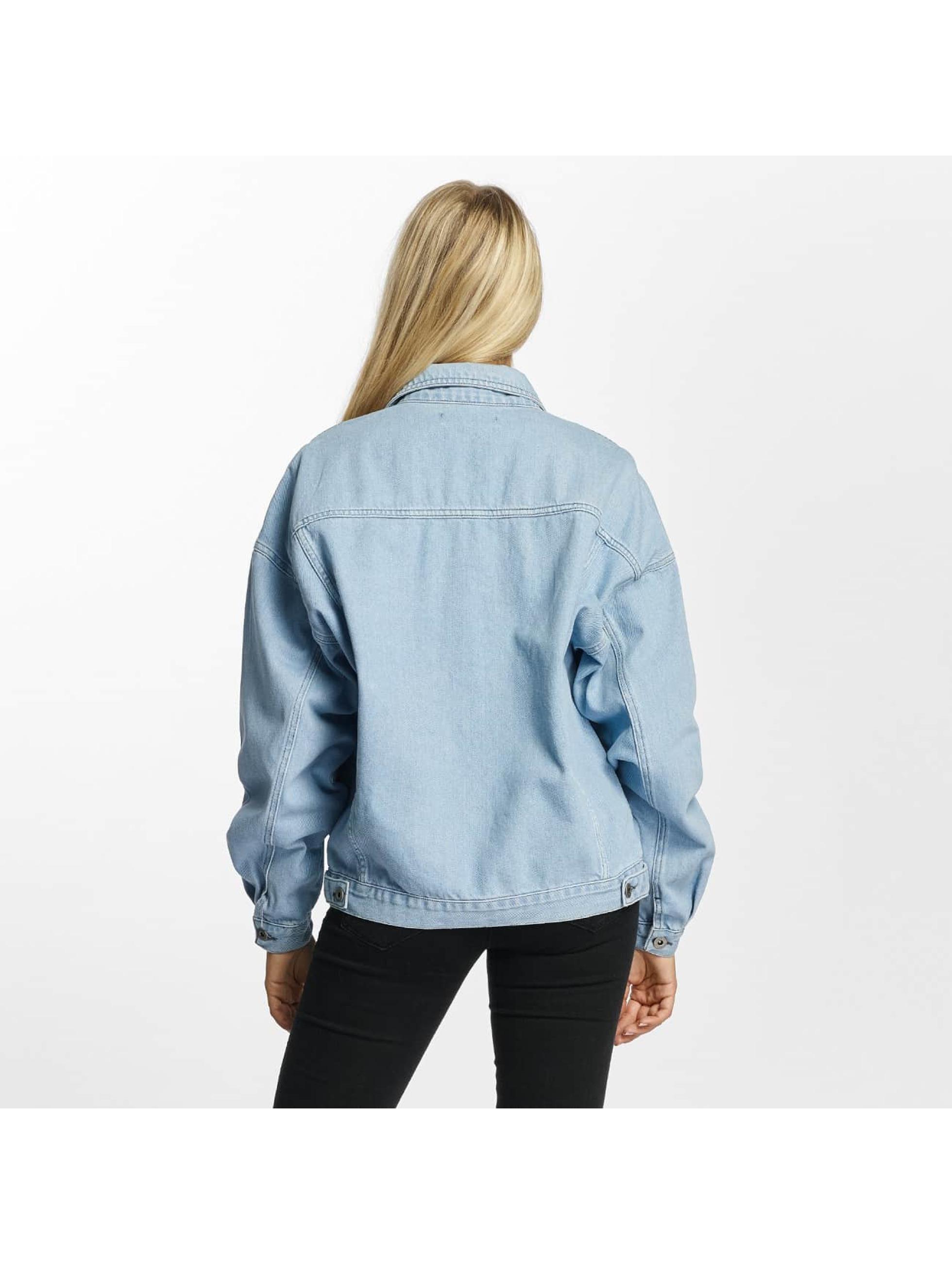 DEF Lightweight Jacket Darleen blue