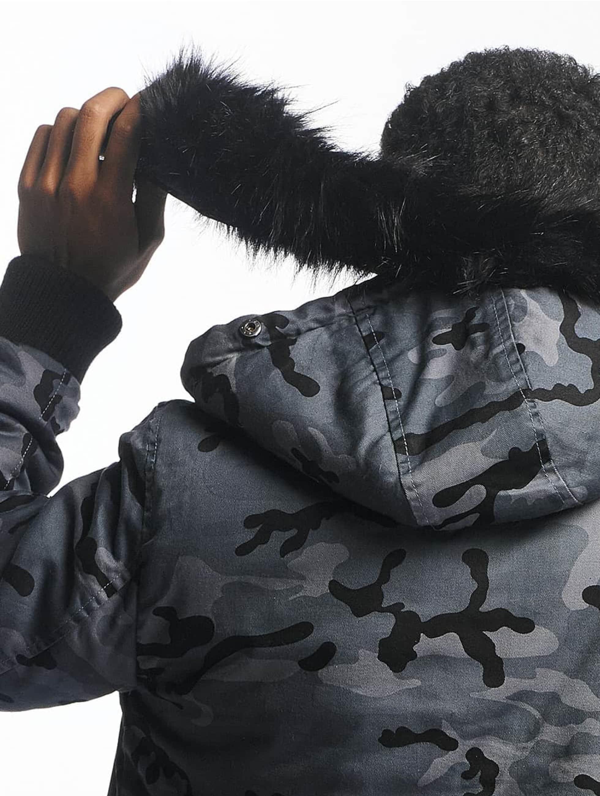 def bomber camouflage homme manteau hiver 336421. Black Bedroom Furniture Sets. Home Design Ideas