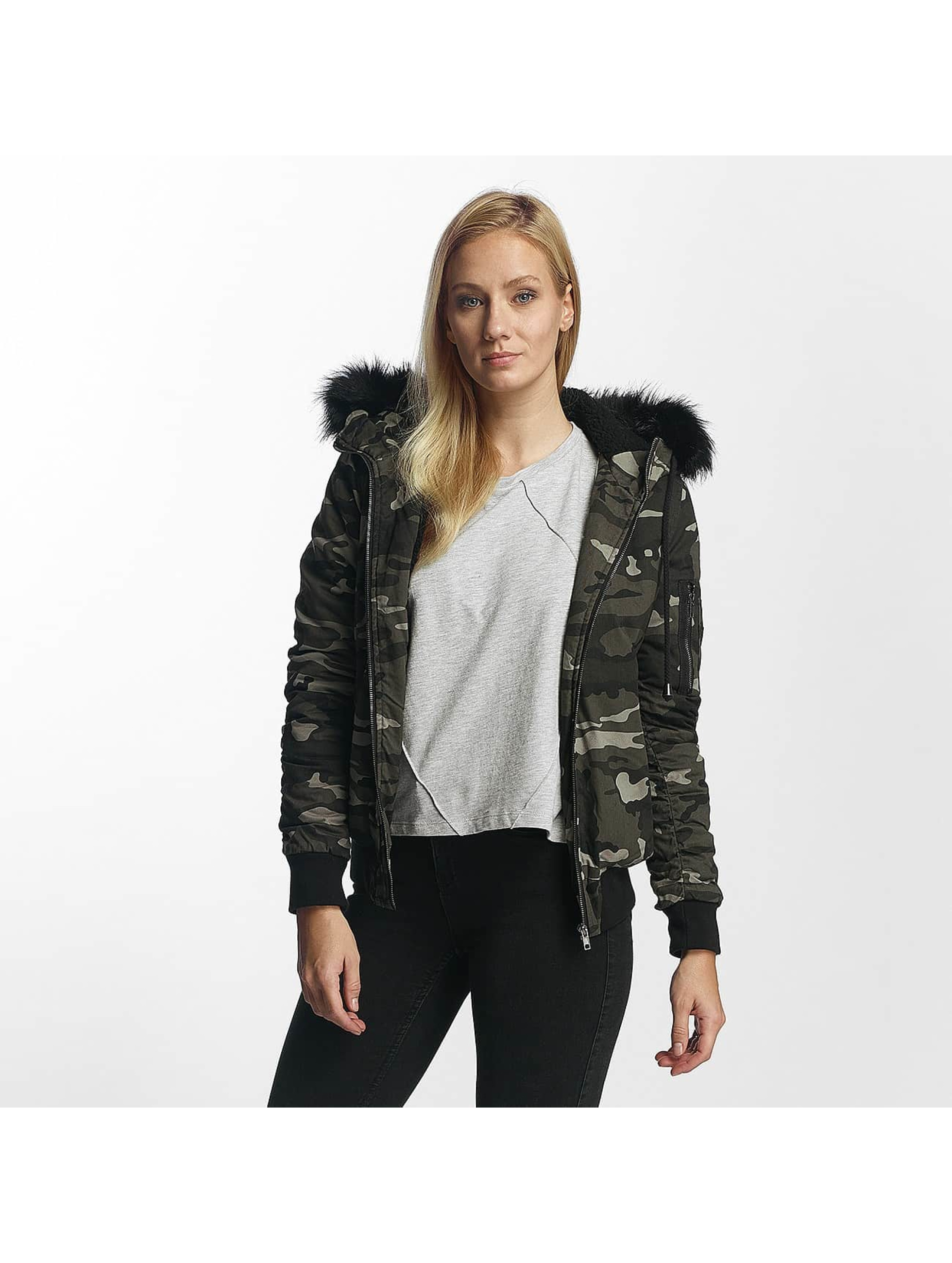 def bomber camouflage femme manteau hiver def acheter pas cher manteau veste 351938. Black Bedroom Furniture Sets. Home Design Ideas