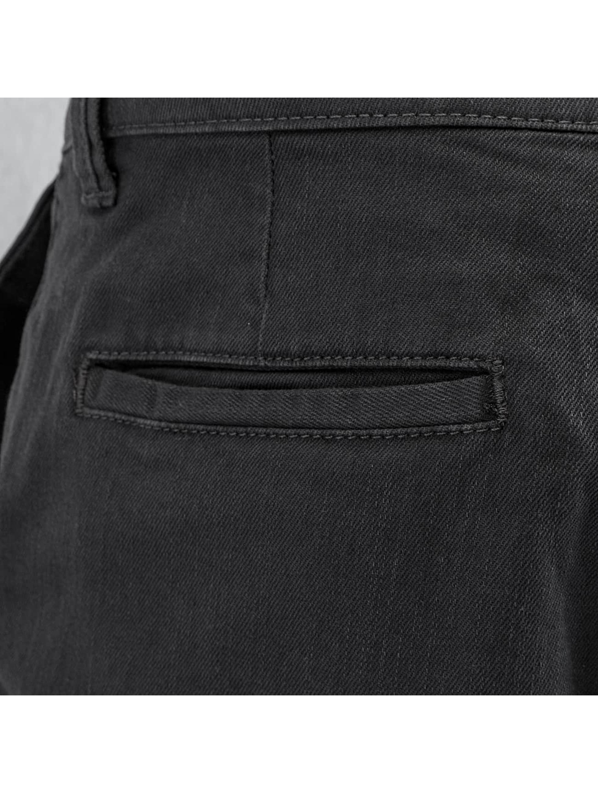 DEF Pantalon chino Antifit gris