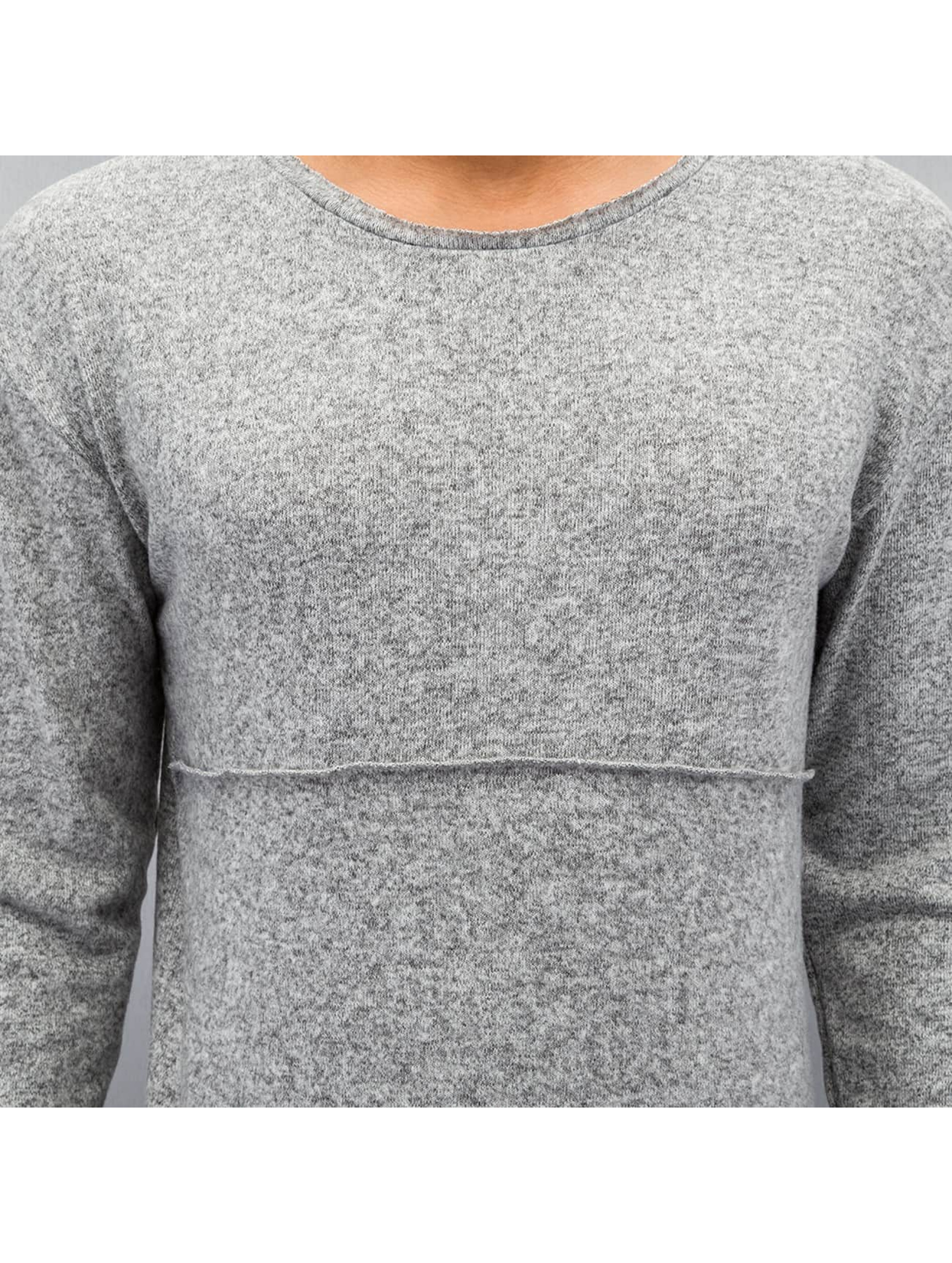 DEF Pitkähihaiset paidat Soft harmaa