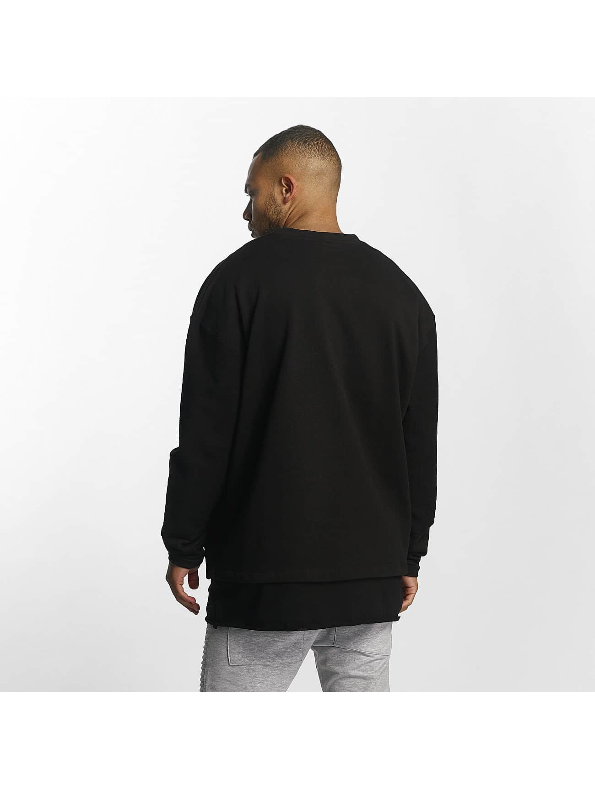 DEF Pullover Terry black