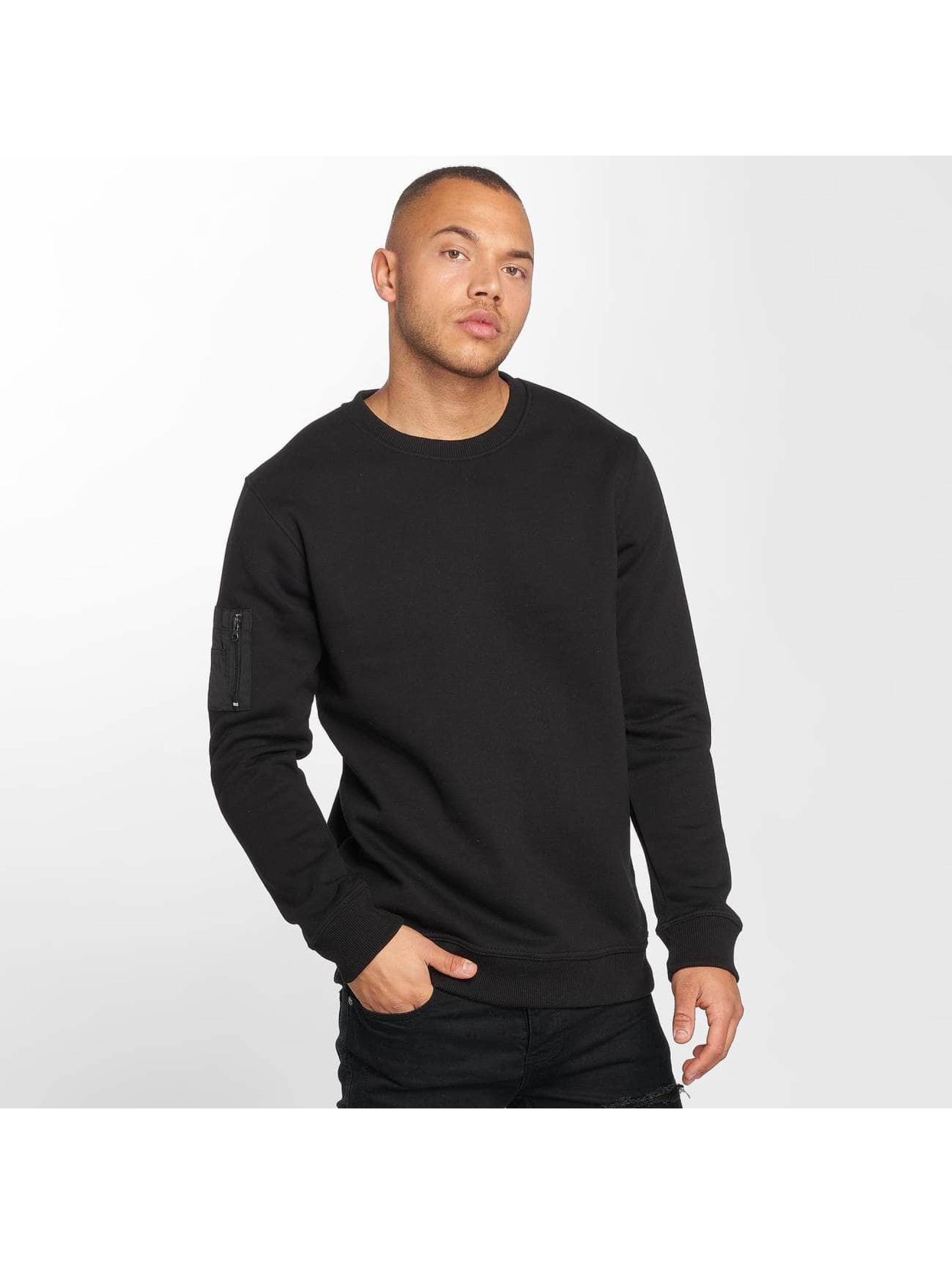 DEF Pullover Sirp black