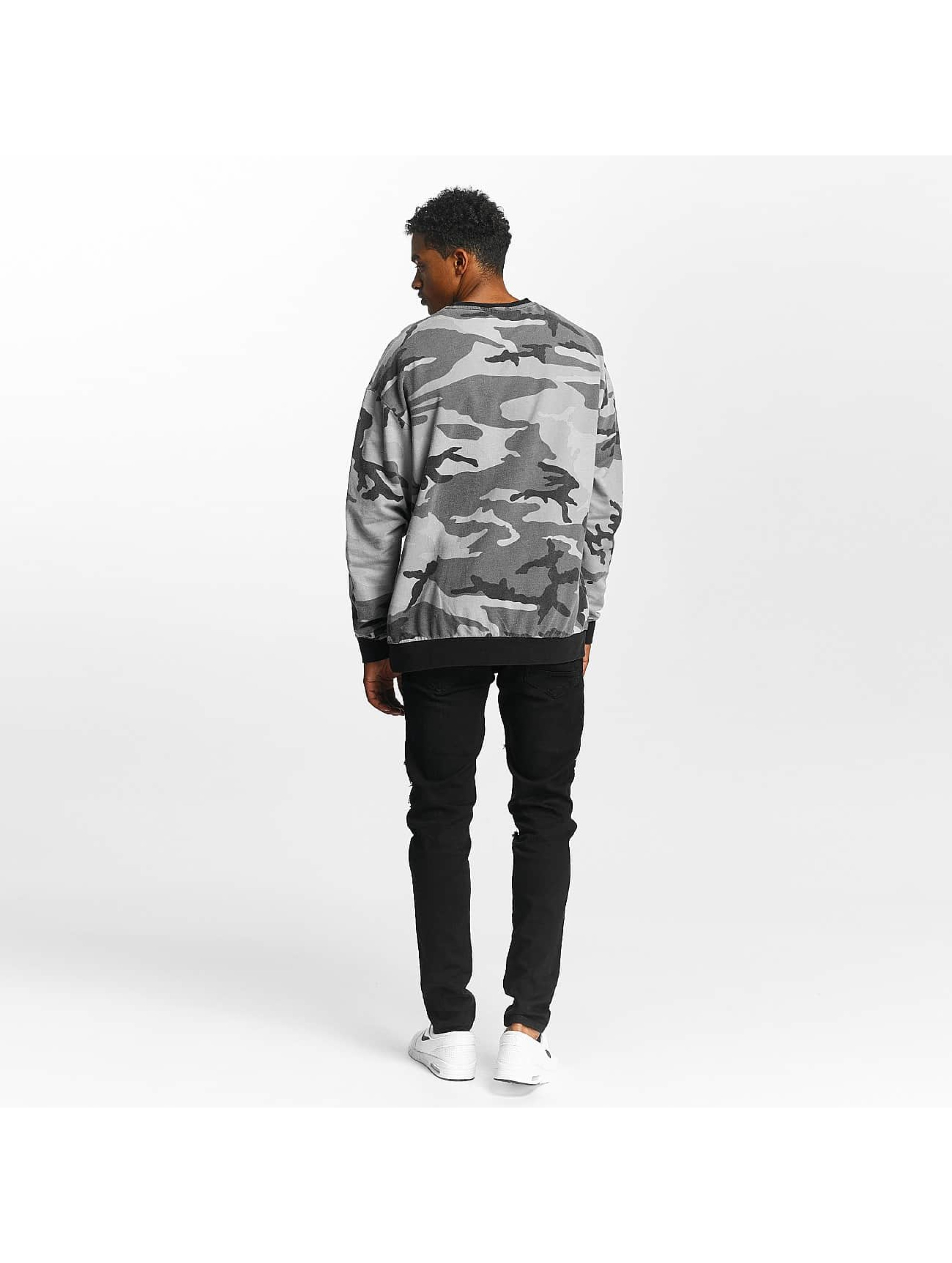 DEF Pullover Camo camouflage