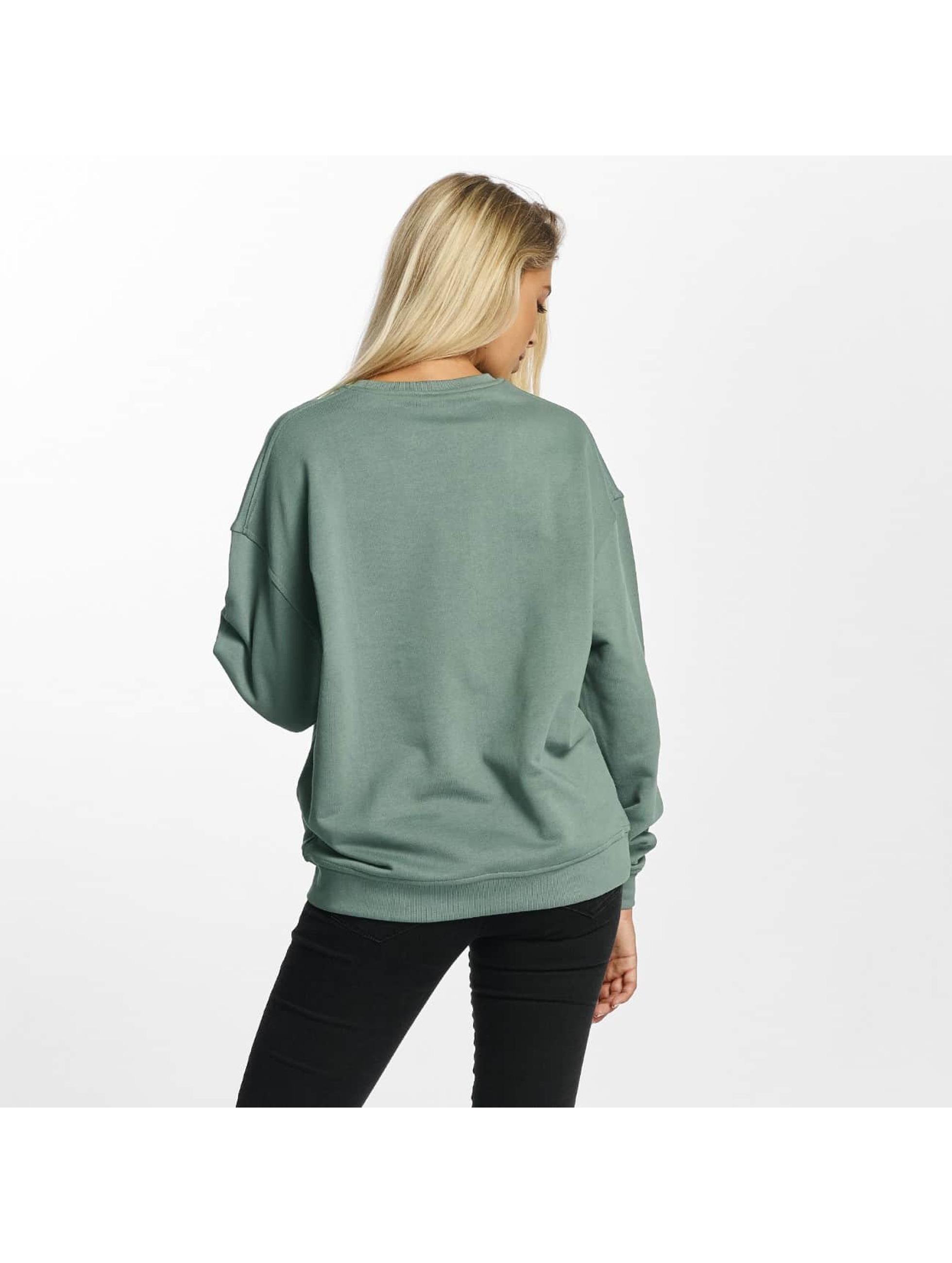 DEF Pullover Jinny grün