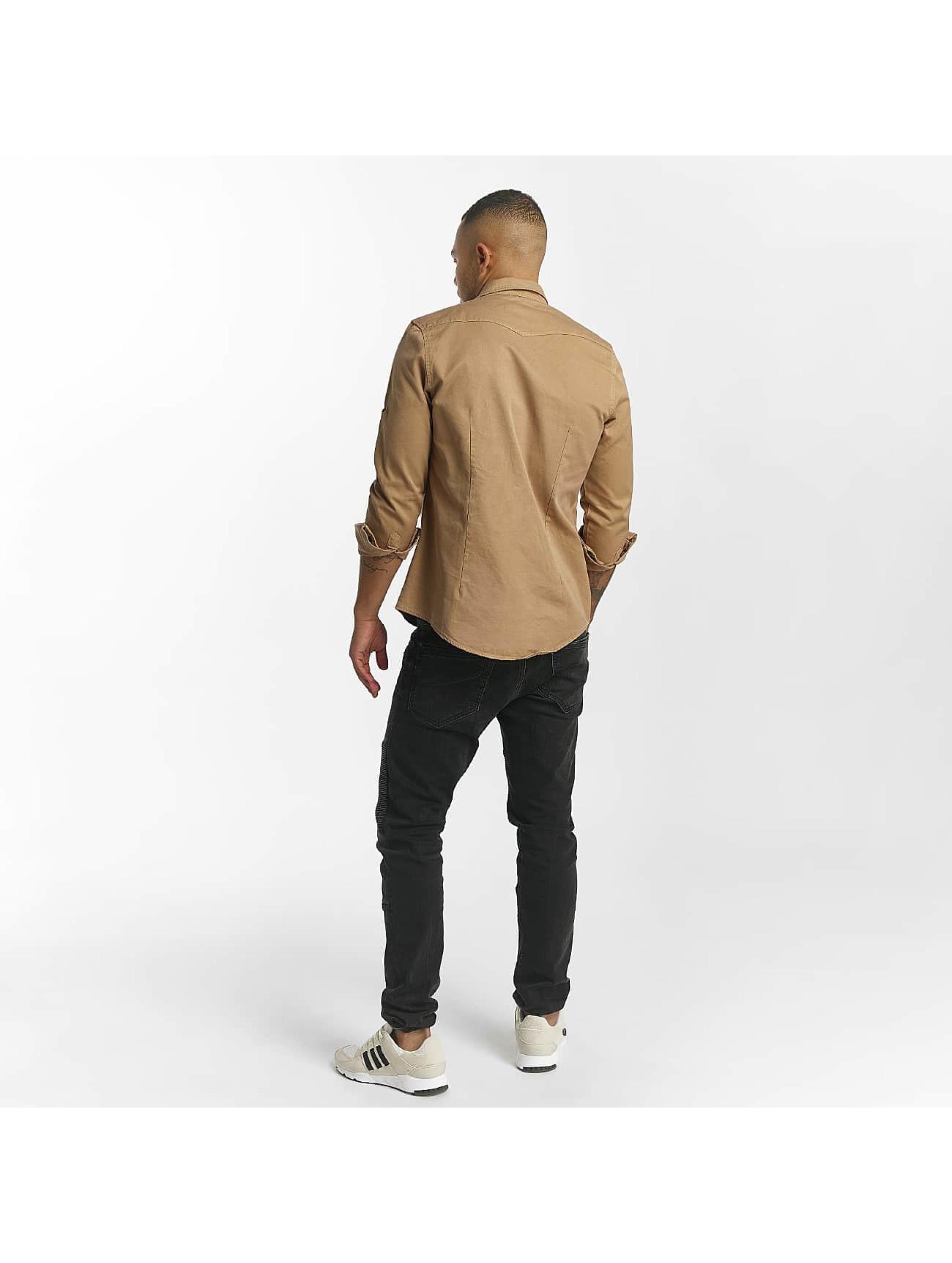 DEF Shirt Merthein beige