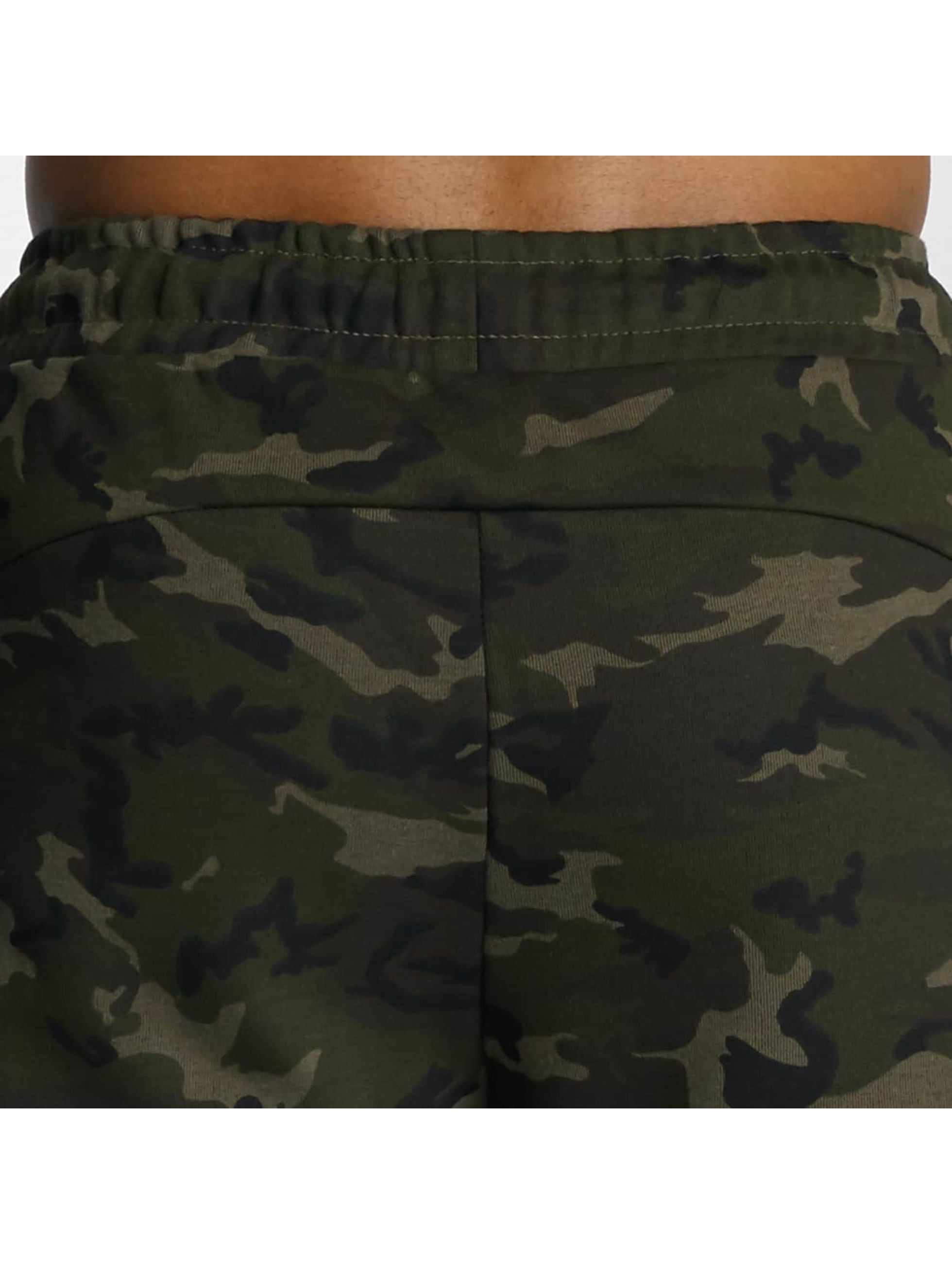 DEF Short Sweat green