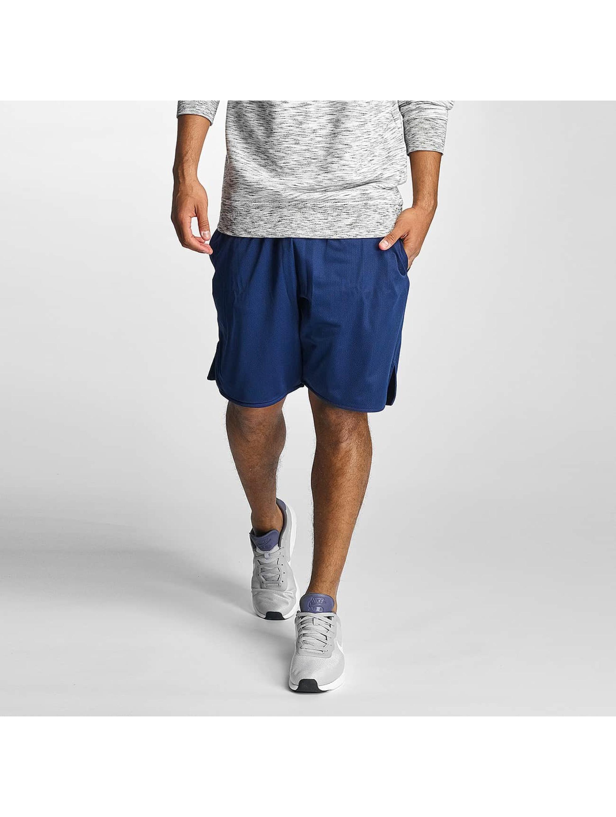 DEF Pantalon / Shorts Mesh en bleu