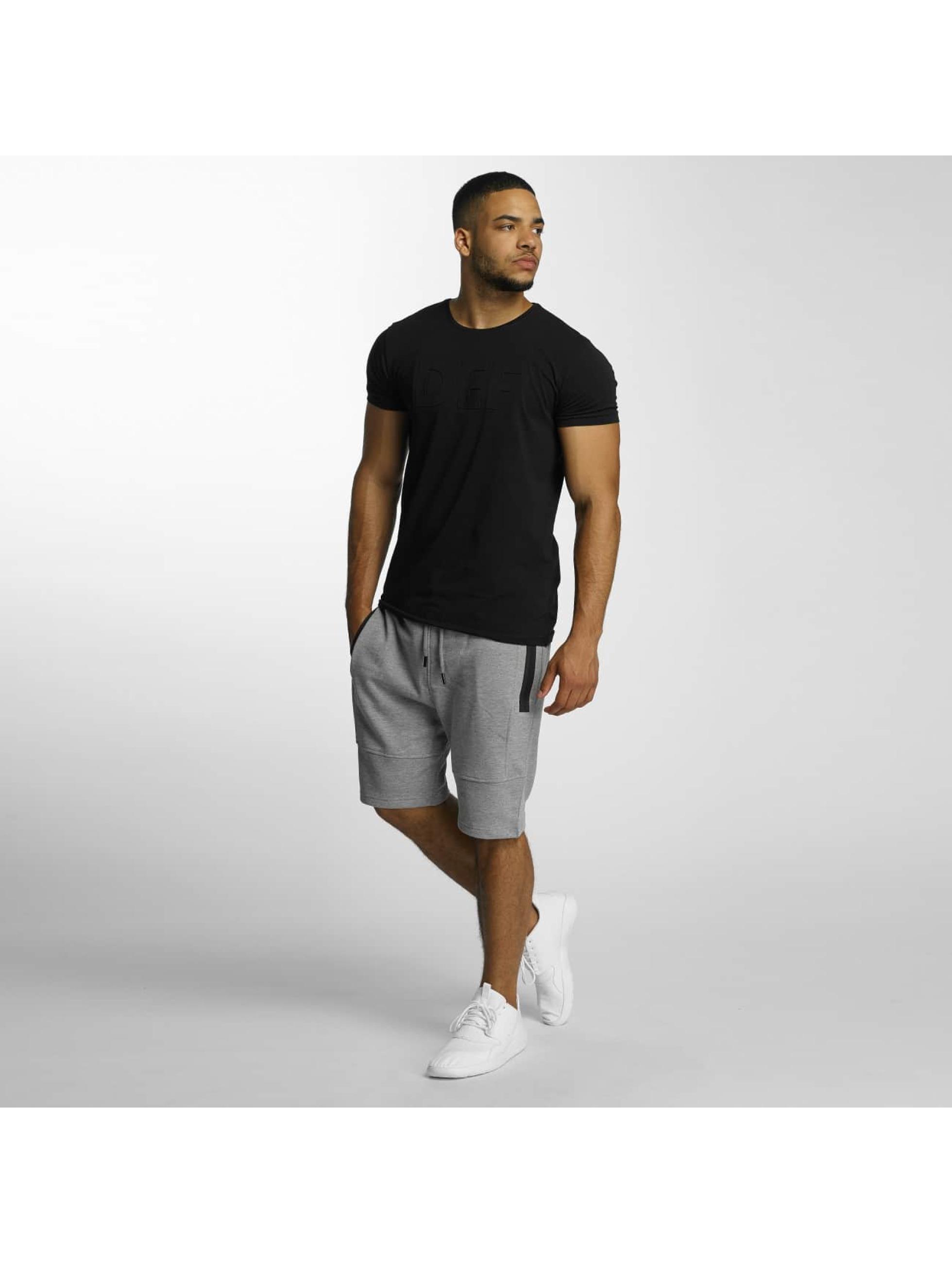 DEF Shorts Sight grau