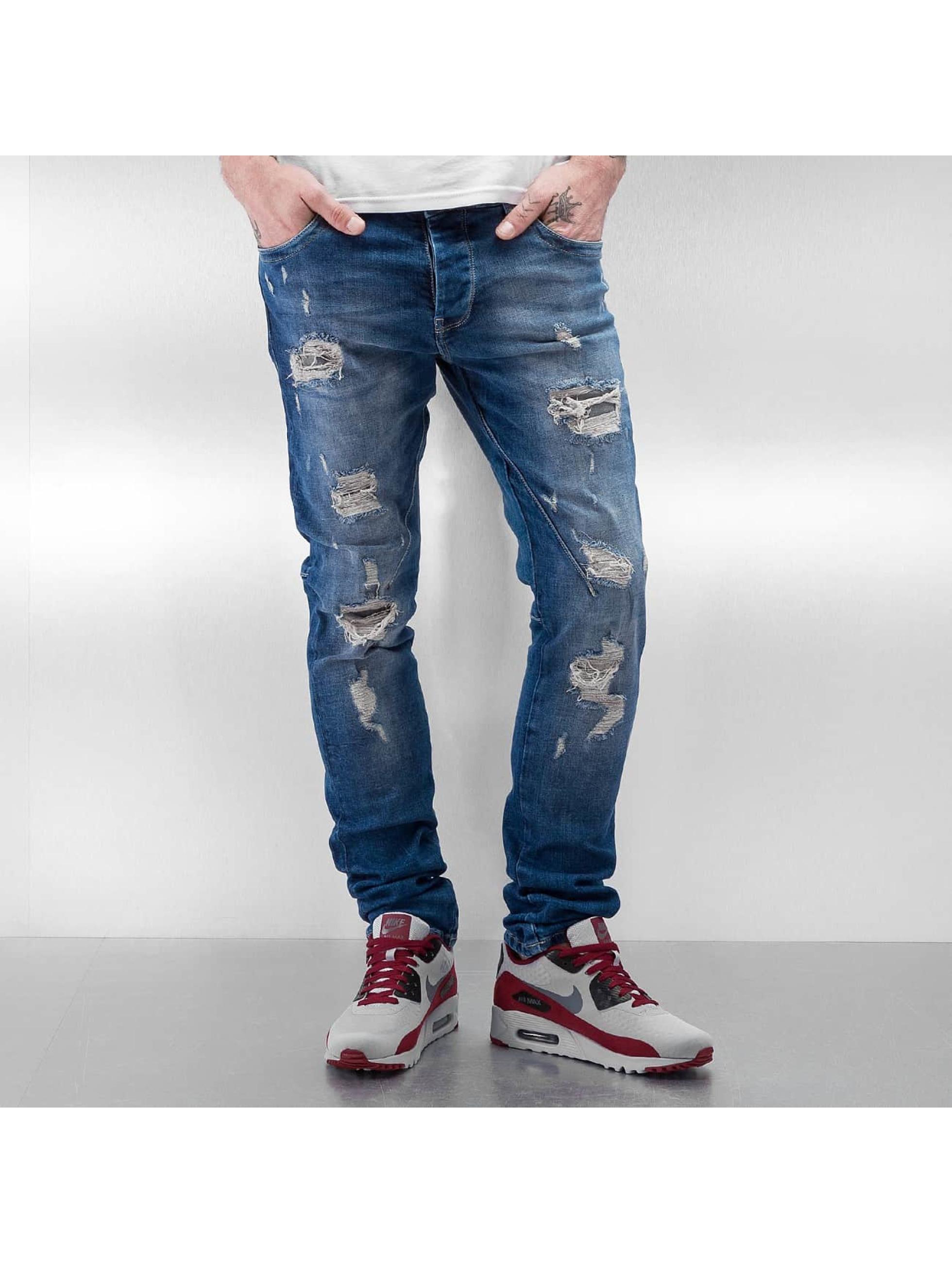 Skinny Jeans Egino in blau